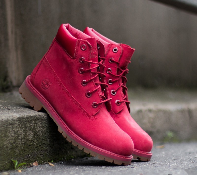 59c6531bf4c Timberland 6 in Premium WP Boot Red