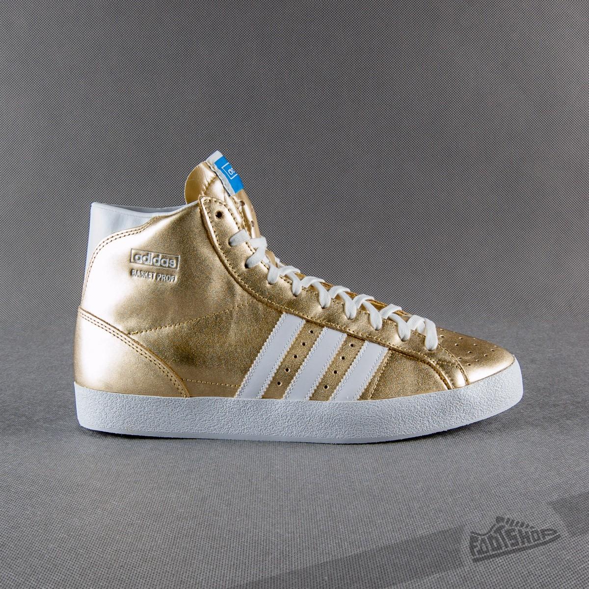 sale great fit new specials adidas Basket Profi OG EF W Zlaté   Footshop