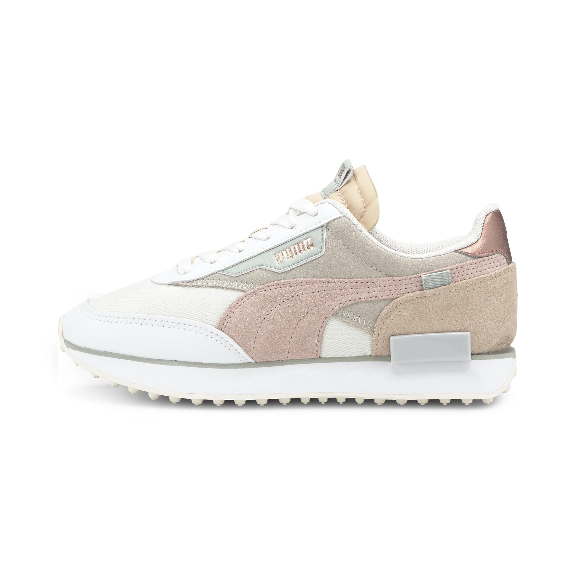 Women's shoes Puma Future Rider Soft Metal Wn s Marshmallow-Natural Vachetta