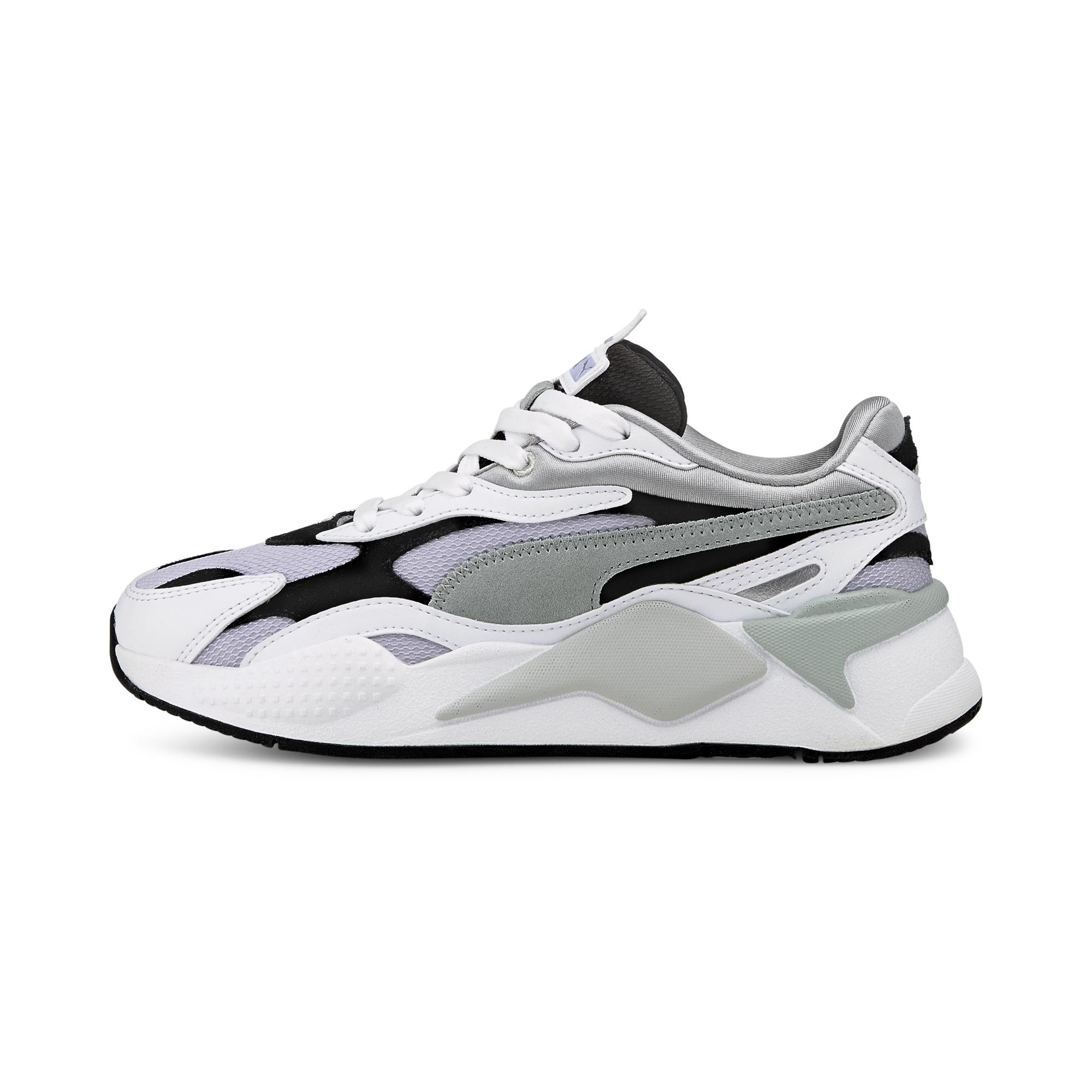 "Dámske topánky a tenisky Puma RS-X³ Layers Wn""s Purple Heather-Puma White"