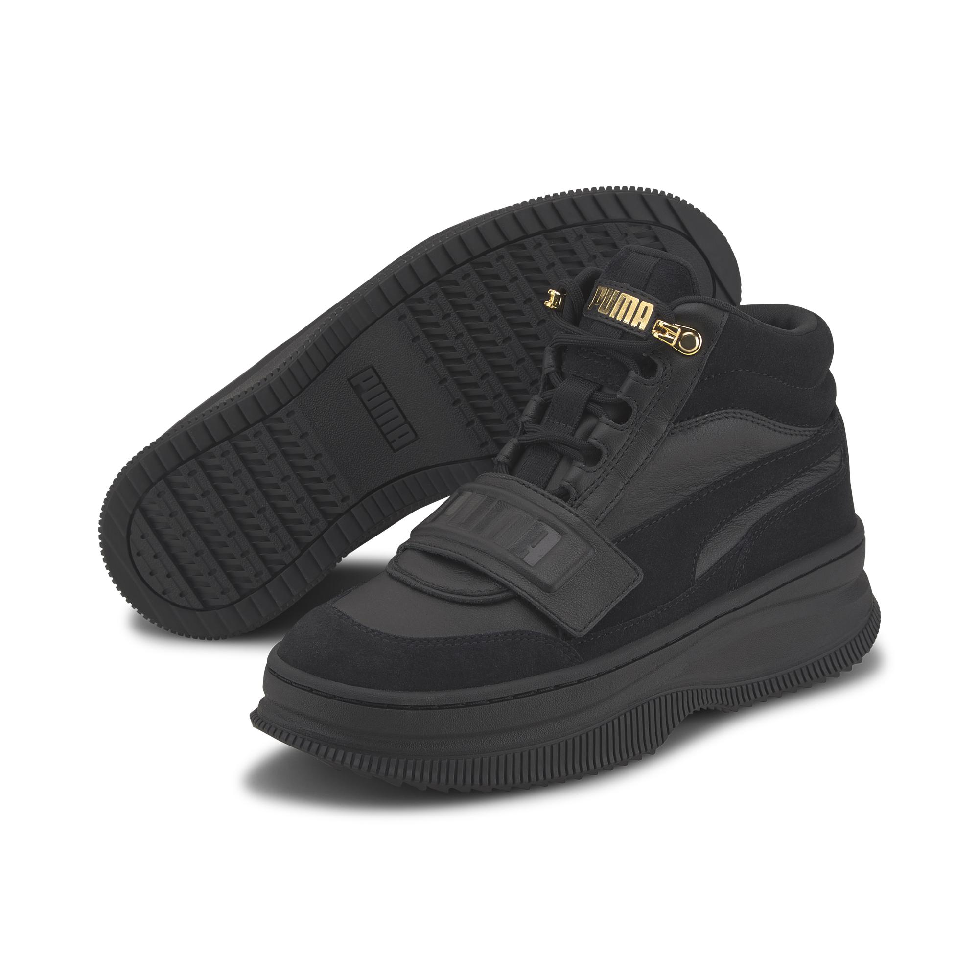 Puma Deva Boot Suede Wn s Puma Black