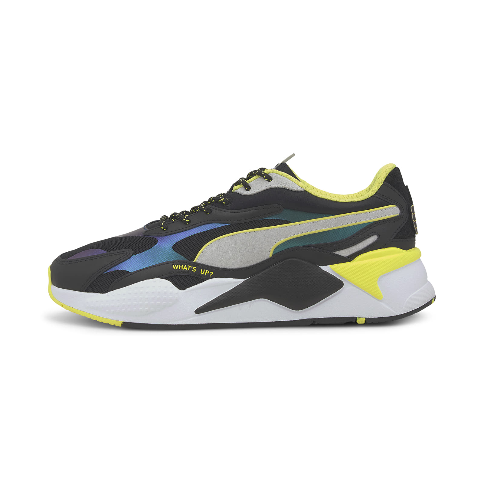 Încălțăminte și sneakerși pentru bărbați Puma RS-X3 x Emoji Puma Black-Puma White