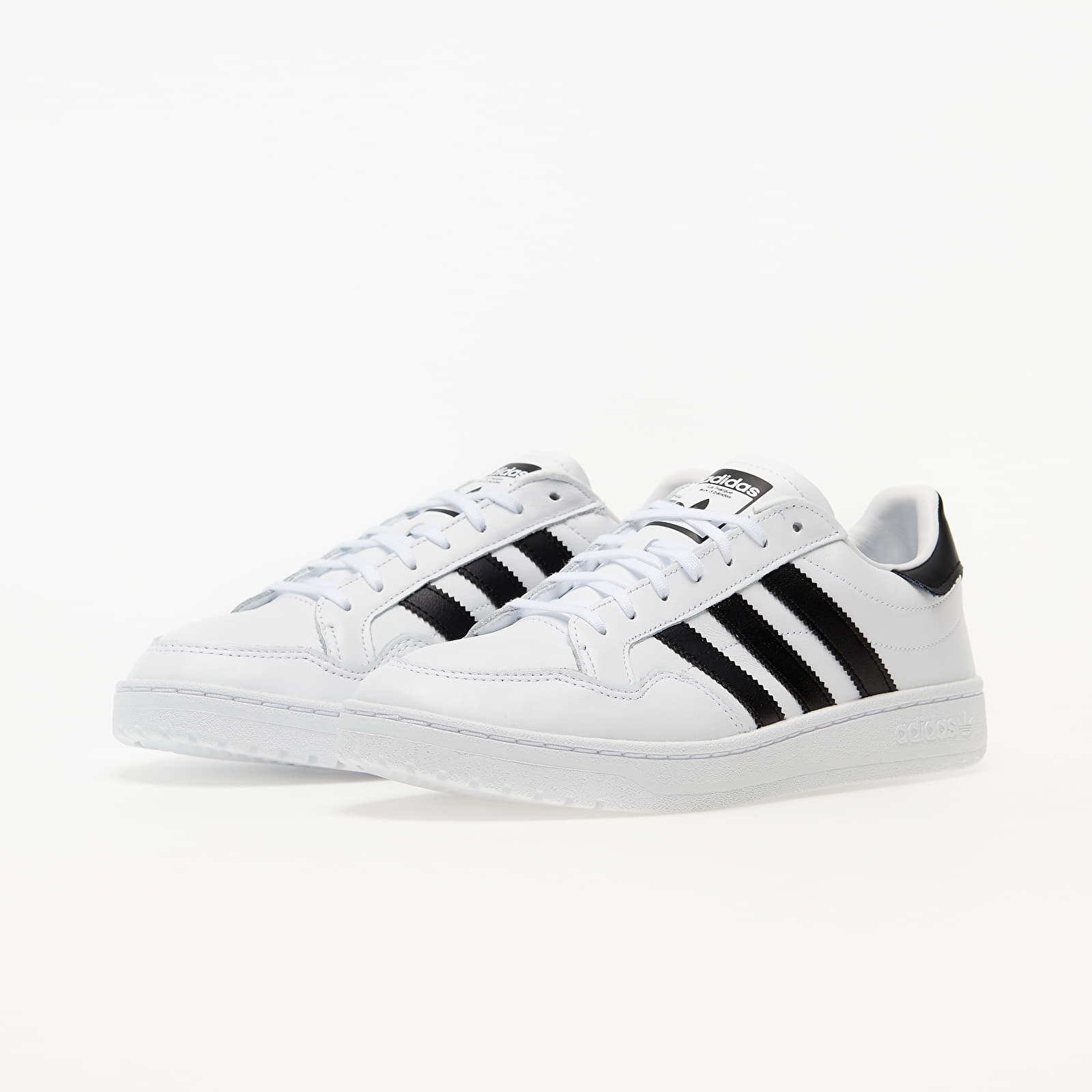 adidas Team Court Ftw White/ Core Black/ Ftw White EUR 40