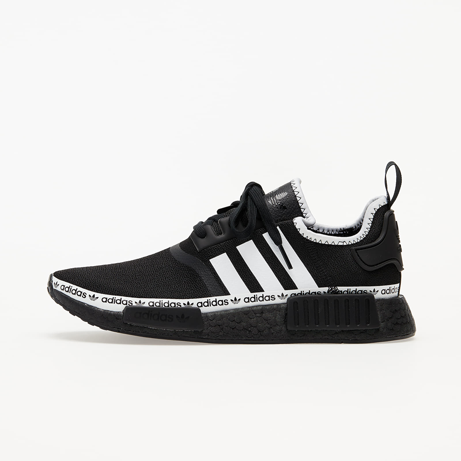 Men's shoes adidas NMD_R1 Core Black/ Ftw White/ Ftw White