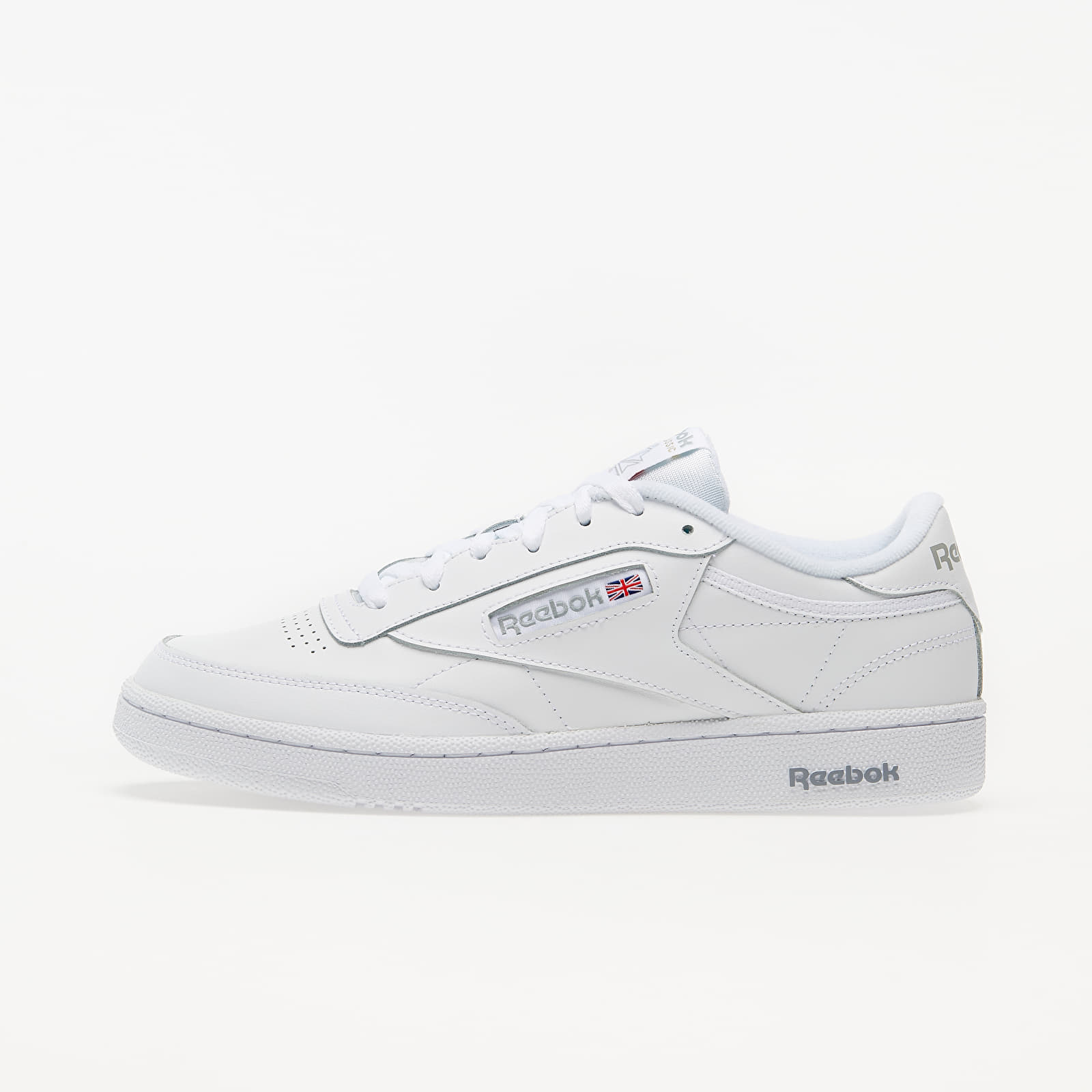 Férfi cipők Reebok Club C 85 White/ Sheer Grey