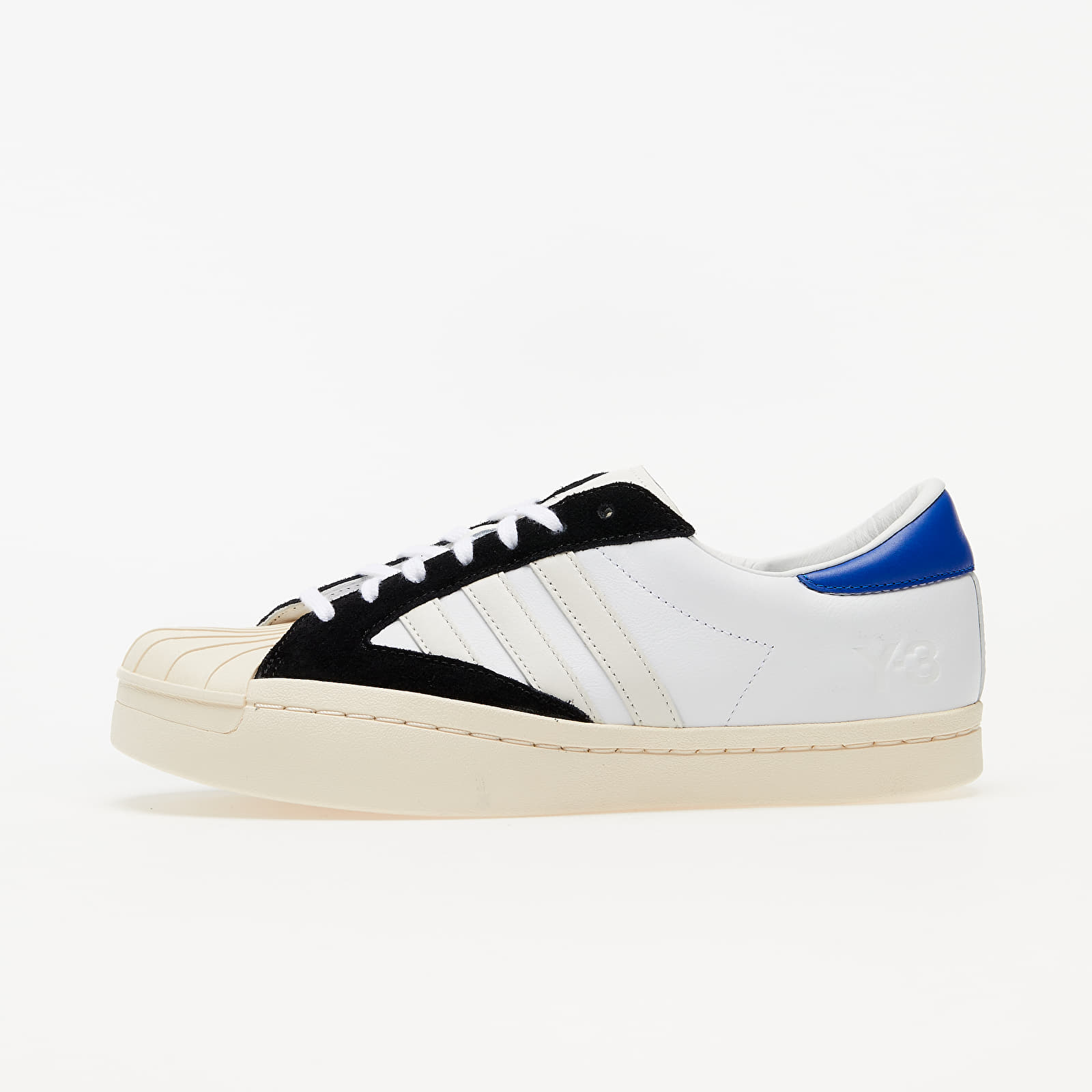Chaussures et baskets homme Y-3 Yohji Star Ftwr White/ Chalk White/ Blue