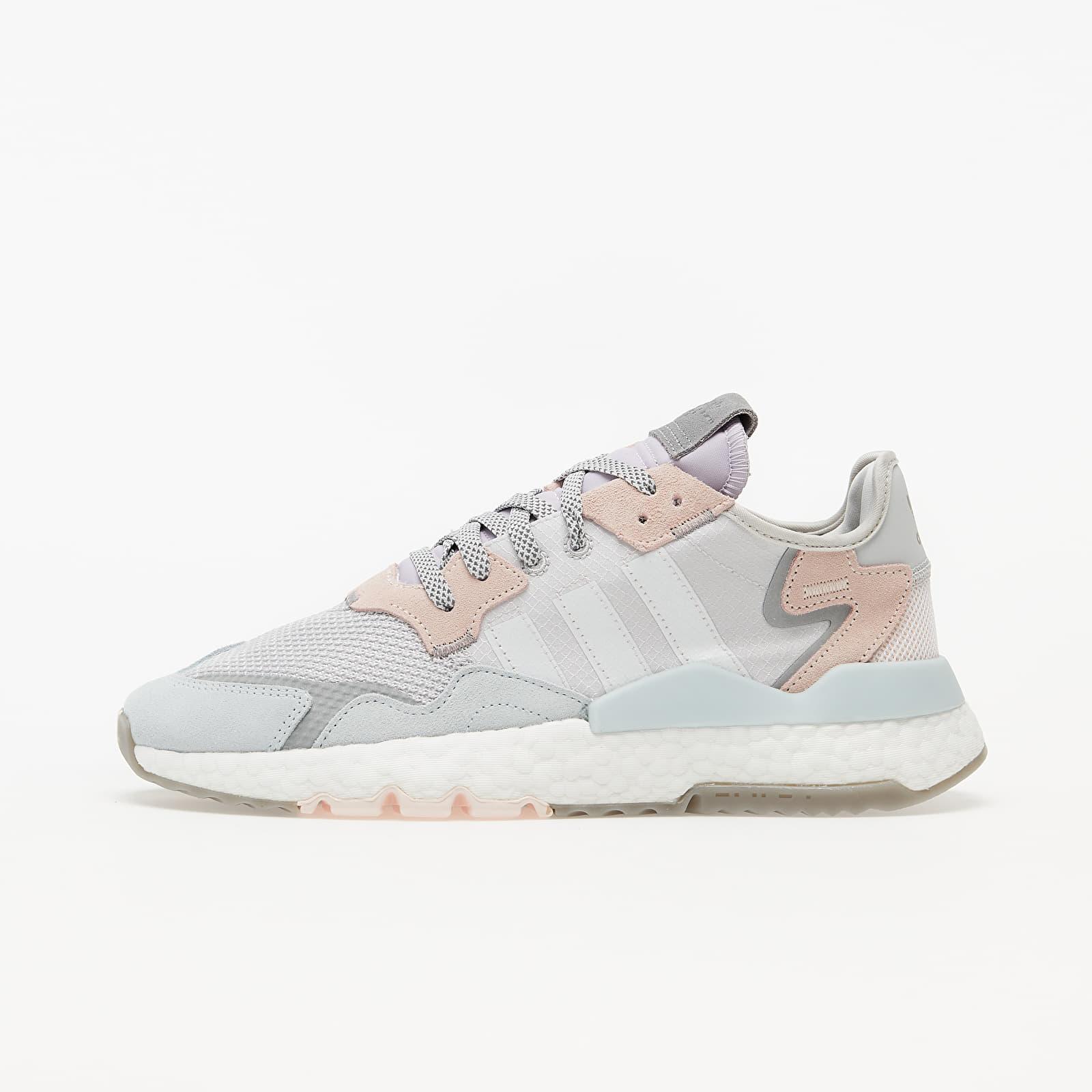 adidas Nite Jogger W Grey One/ Ftw White/ Pink Tint EUR 41 1/3