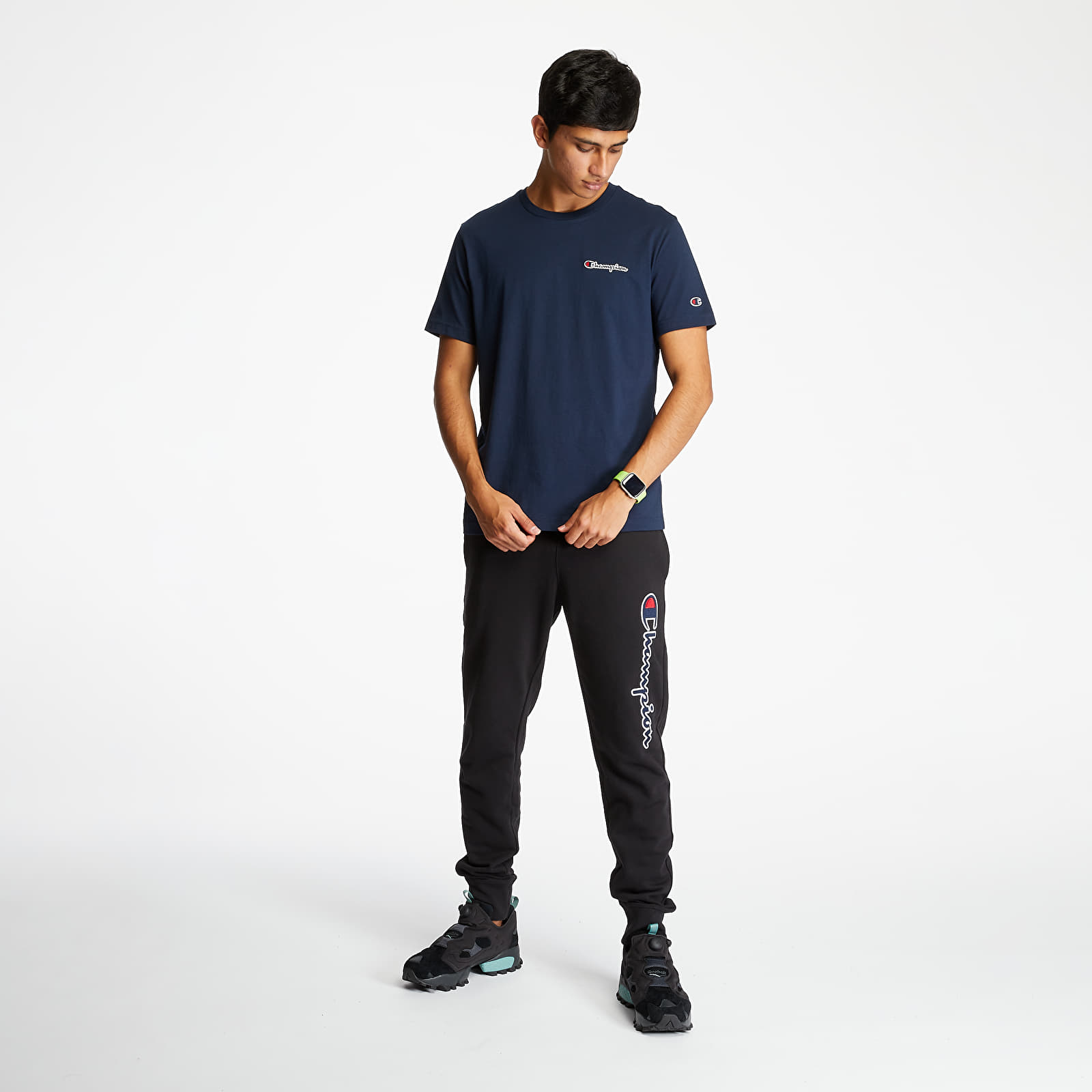 T-Shirts Champion Tee Navy