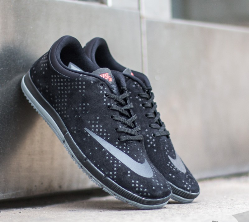 Estoy orgulloso pronunciación Microprocesador  Men's shoes Nike Free SB Prm Flash Black/ Black-Clear | Footshop