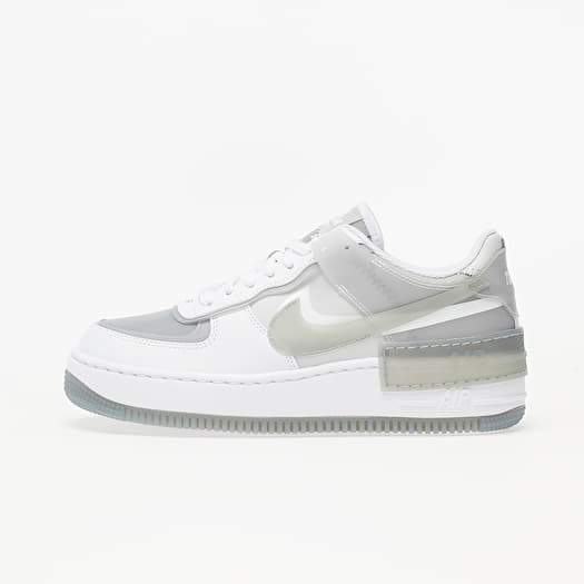 Women S Shoes Nike Air Force 1 Shadow Se White Particle Grey Grey Fog Photon Dust Well you're in luck, because here they come. nike air force 1 shadow sewhite particle grey grey fog photon dust