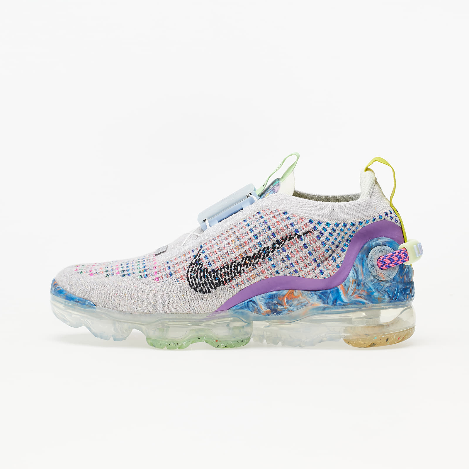 Nike W Air Vapormax 2020 FK Pure Platinum/ Black-Multi-Color | Footshop