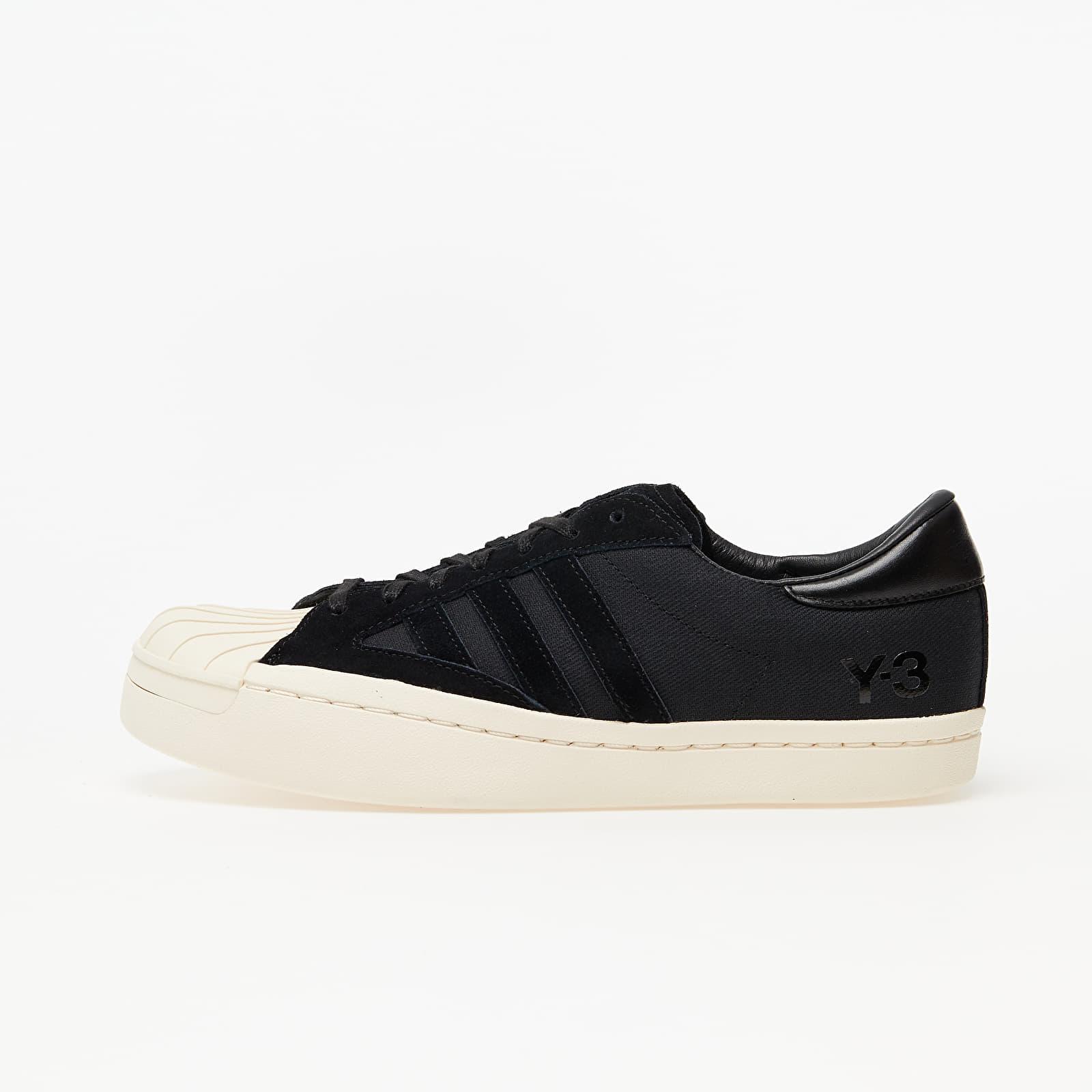 Chaussures et baskets homme Y-3 Yohji Star Black/ Black/ Black