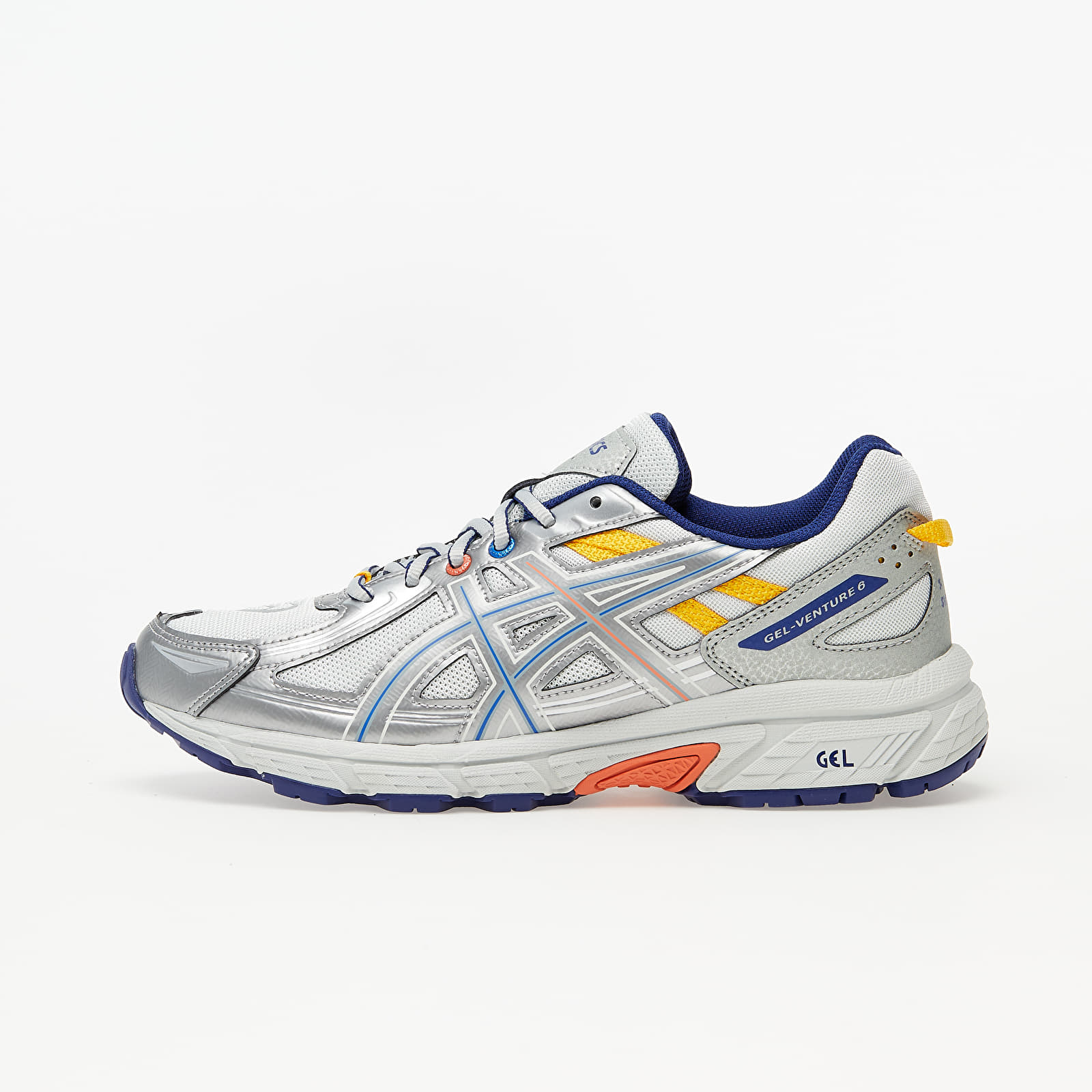 Pánske tenisky a topánky Asics x IAB Studio Gel-Venture 6 Silver/ Blue