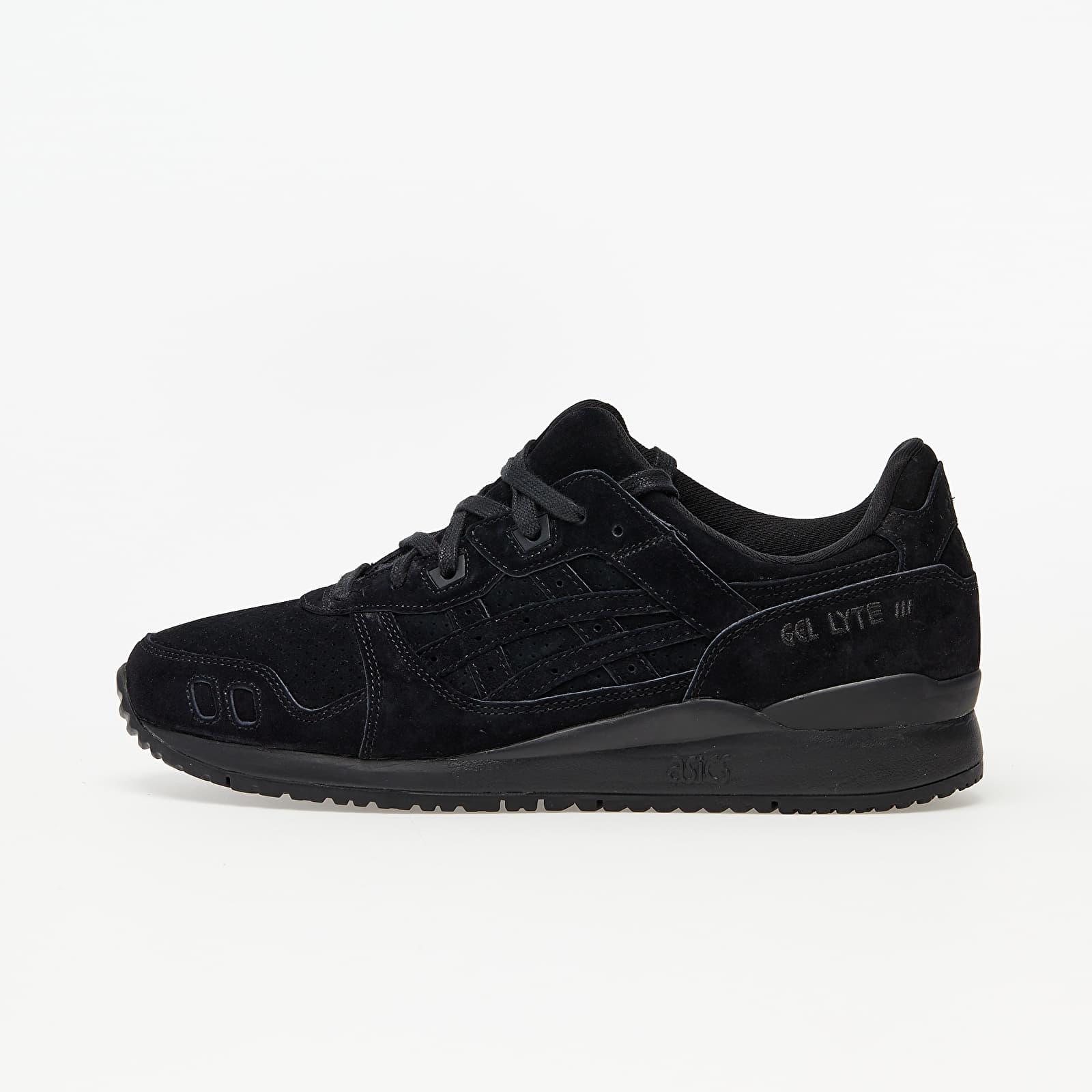 Pánske tenisky a topánky Asics Gel-Lyte III OG Black/ Black