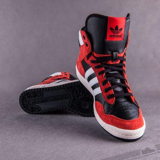 Cortés Mirar para donar  Men's shoes adidas Pro Conference HI Black Red White | Footshop