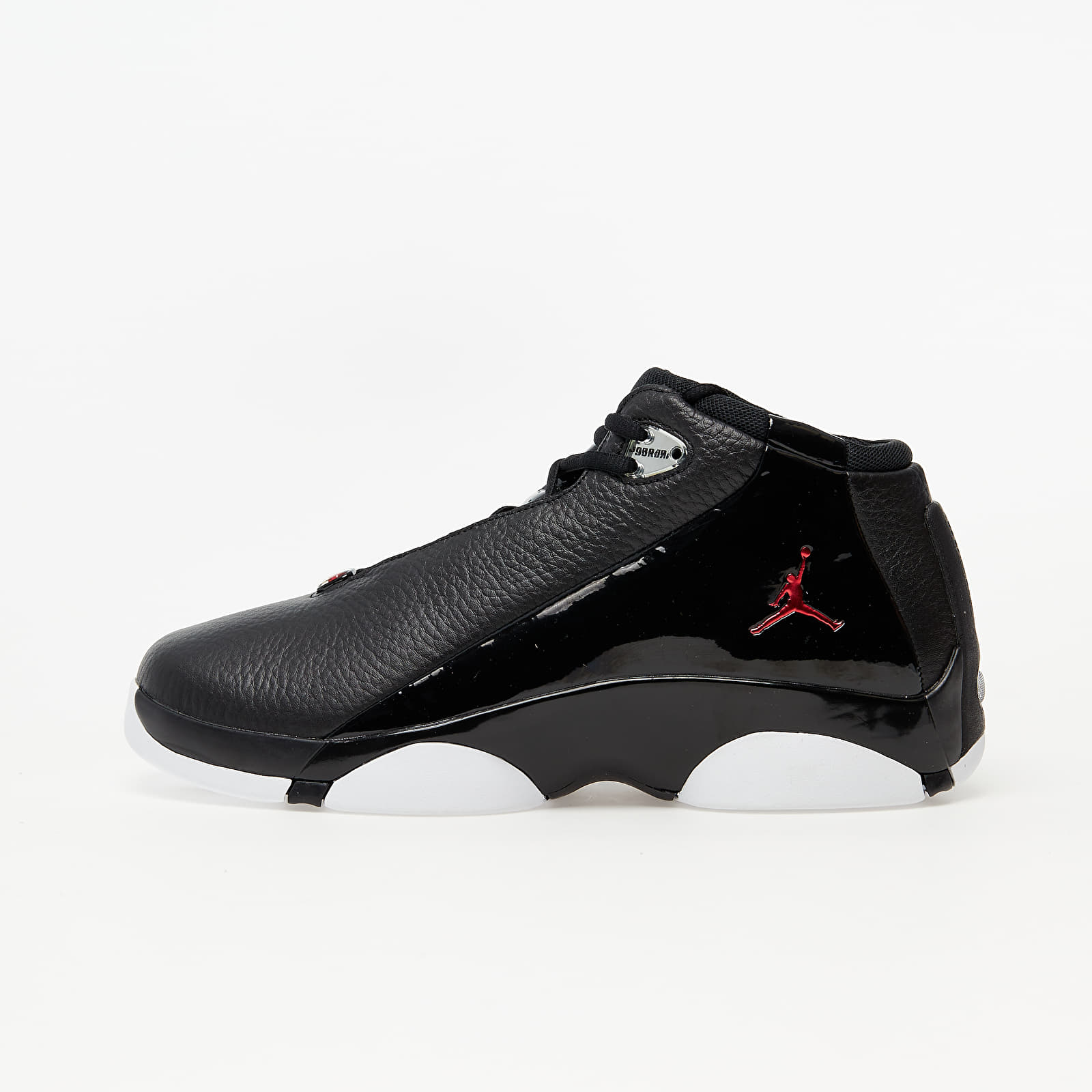 Мъжки кецове и обувки Jordan Jumpman Team Flow Black/ Gym Red-White-Metallic Silver
