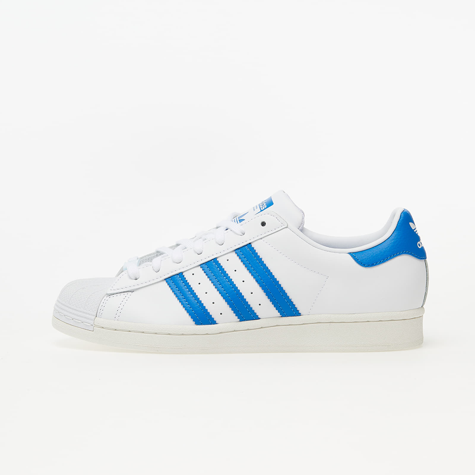 adidas Superstar Ftw White/ Blue Bird/ Off White EUR 42
