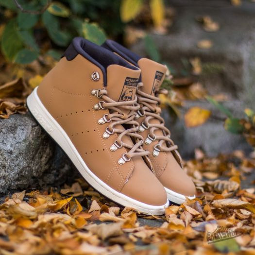 new products 2d13e 2d55f adidas Stan Smith Winter Night Brown/ White/ Brown | Footshop