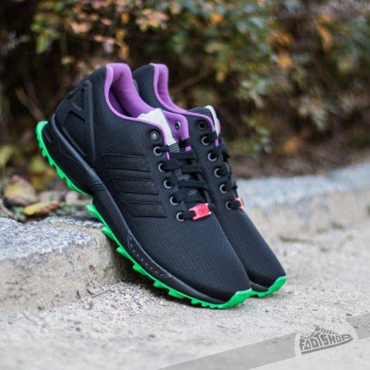 adidas consortium zx flux dark violet
