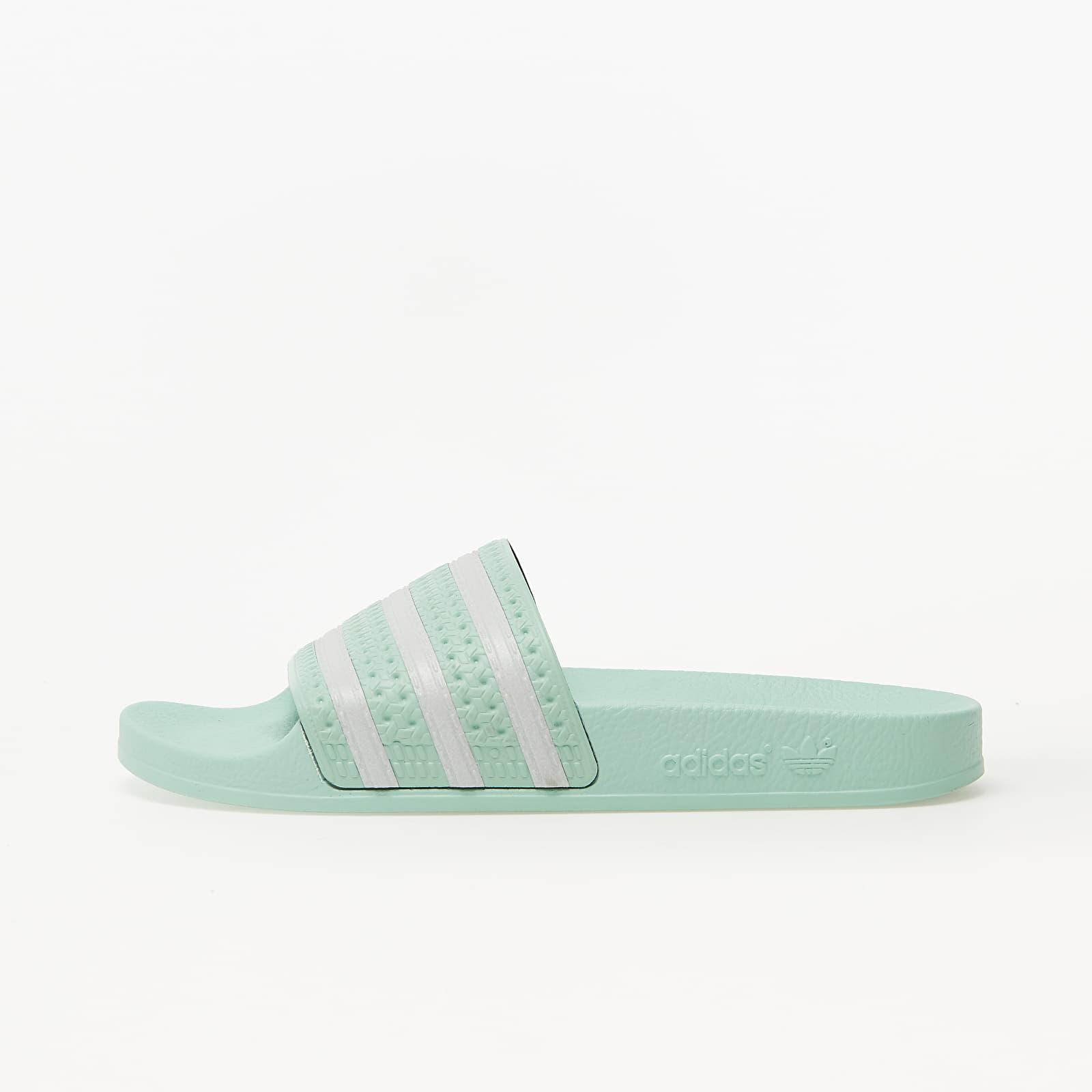 Férfi cipők adidas Adilette Blur Green/ Supplier Colour/ Blur Green