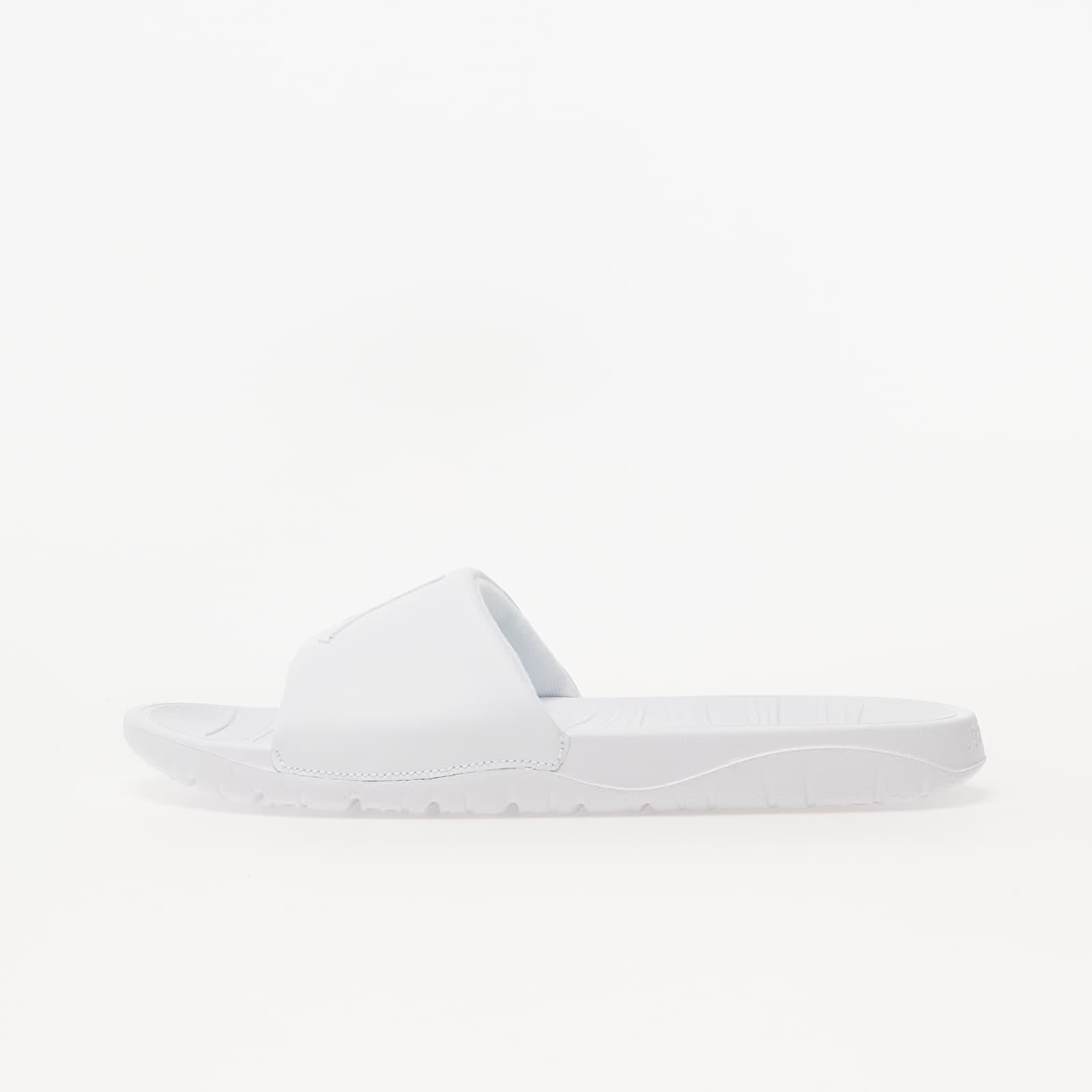 Pánske tenisky a topánky Jordan Break Slide White/ White