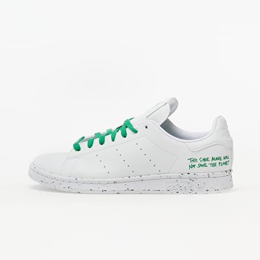 adidas Stan Smith Clean ClassicsFtw White/ Ftw White/ Green