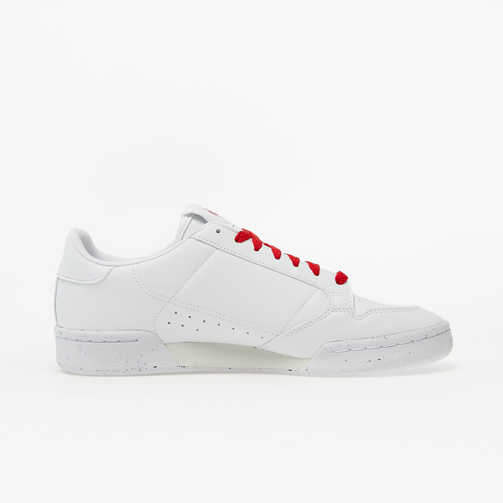 adidas Continental 80 Clean Classics Ftw White/ Ftw White/ Scarlet