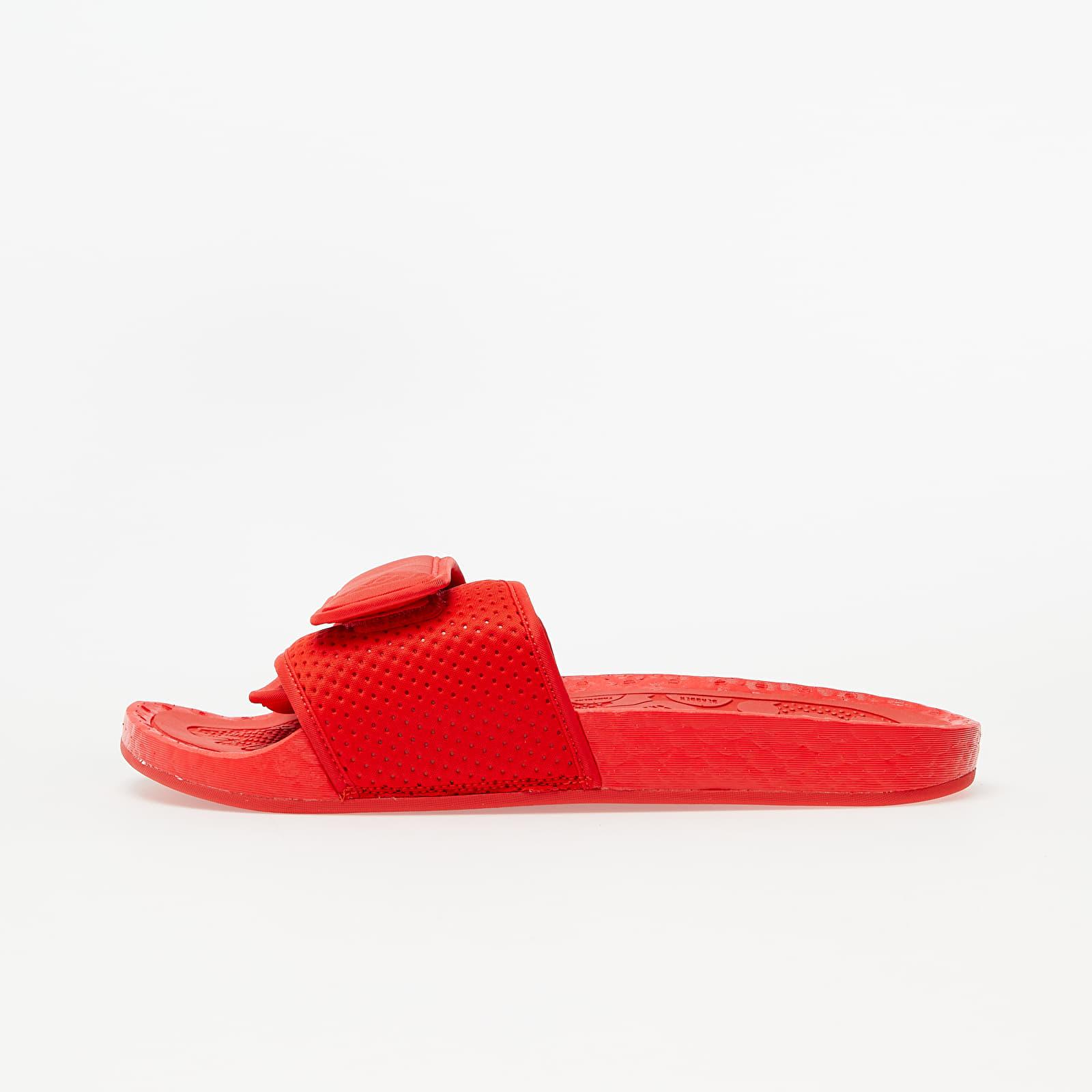 Férfi cipők adidas x Pharrell Williams Chancletas Hu Active Red/ Active Red/ Active Red