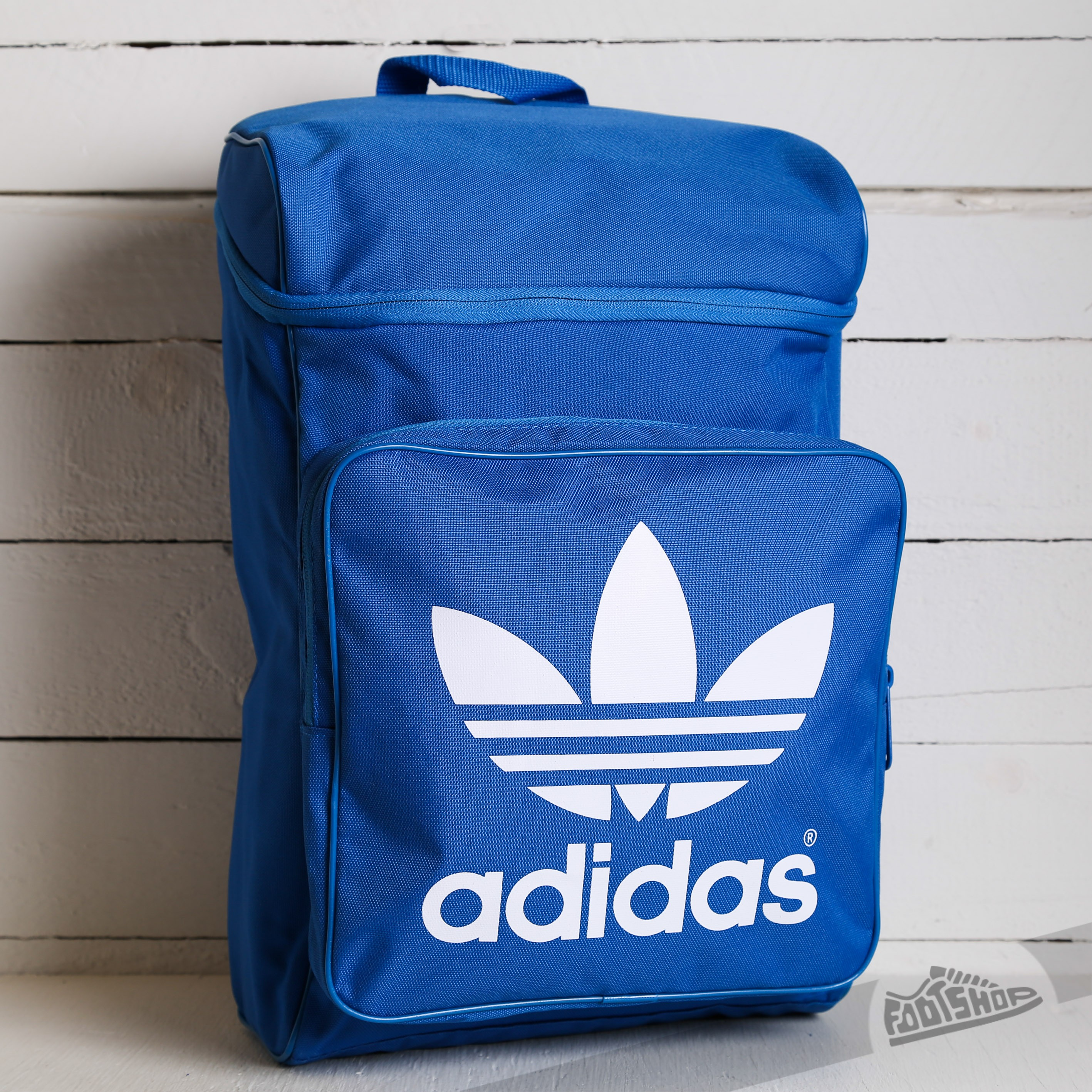 adidas Backpack Classic Blue White
