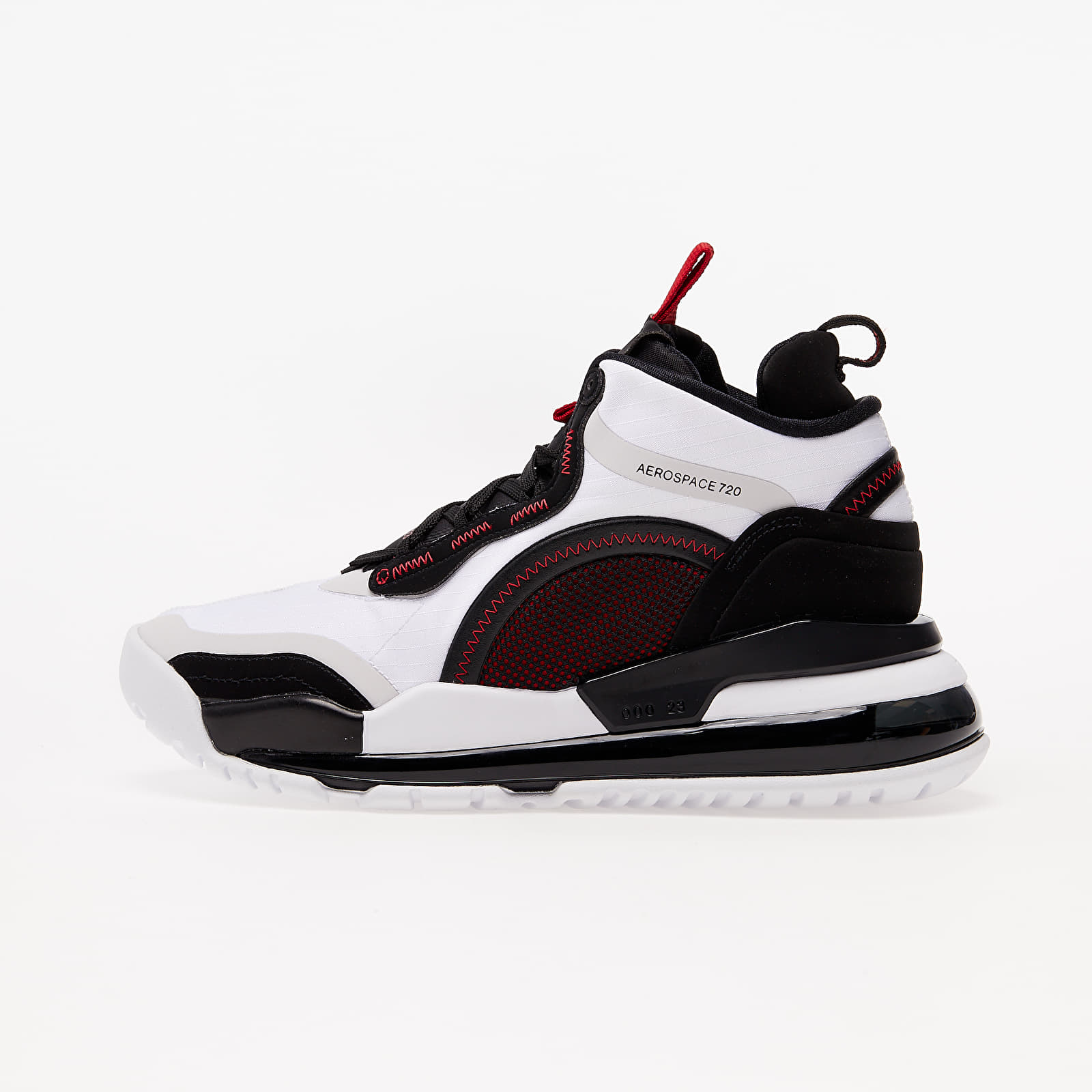 Pánské tenisky a boty Jordan Aerospace 720 White/ Gym Red-Black-Vast Grey