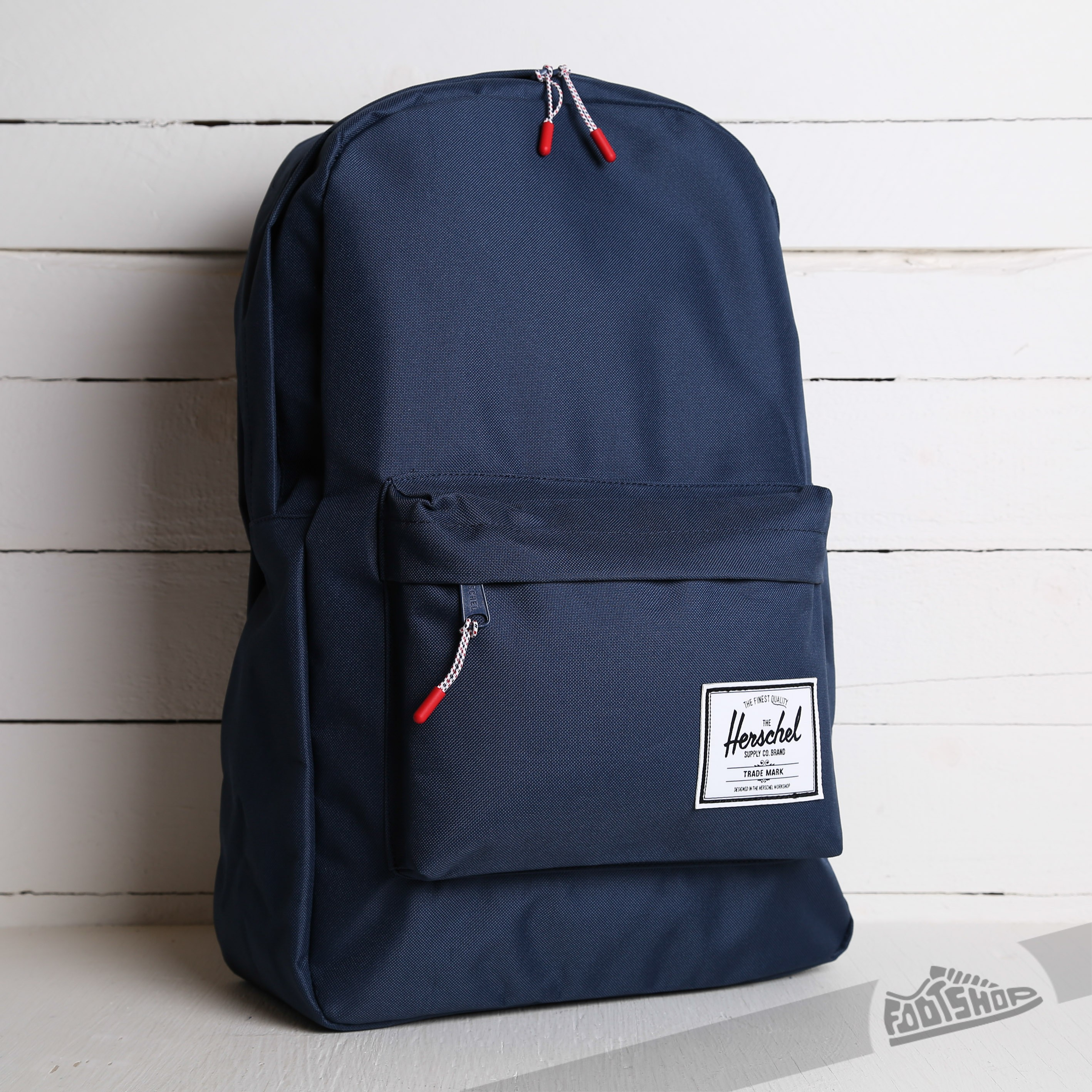 Herschel Supply Classic Backpack Navy  a22cb48e7d294