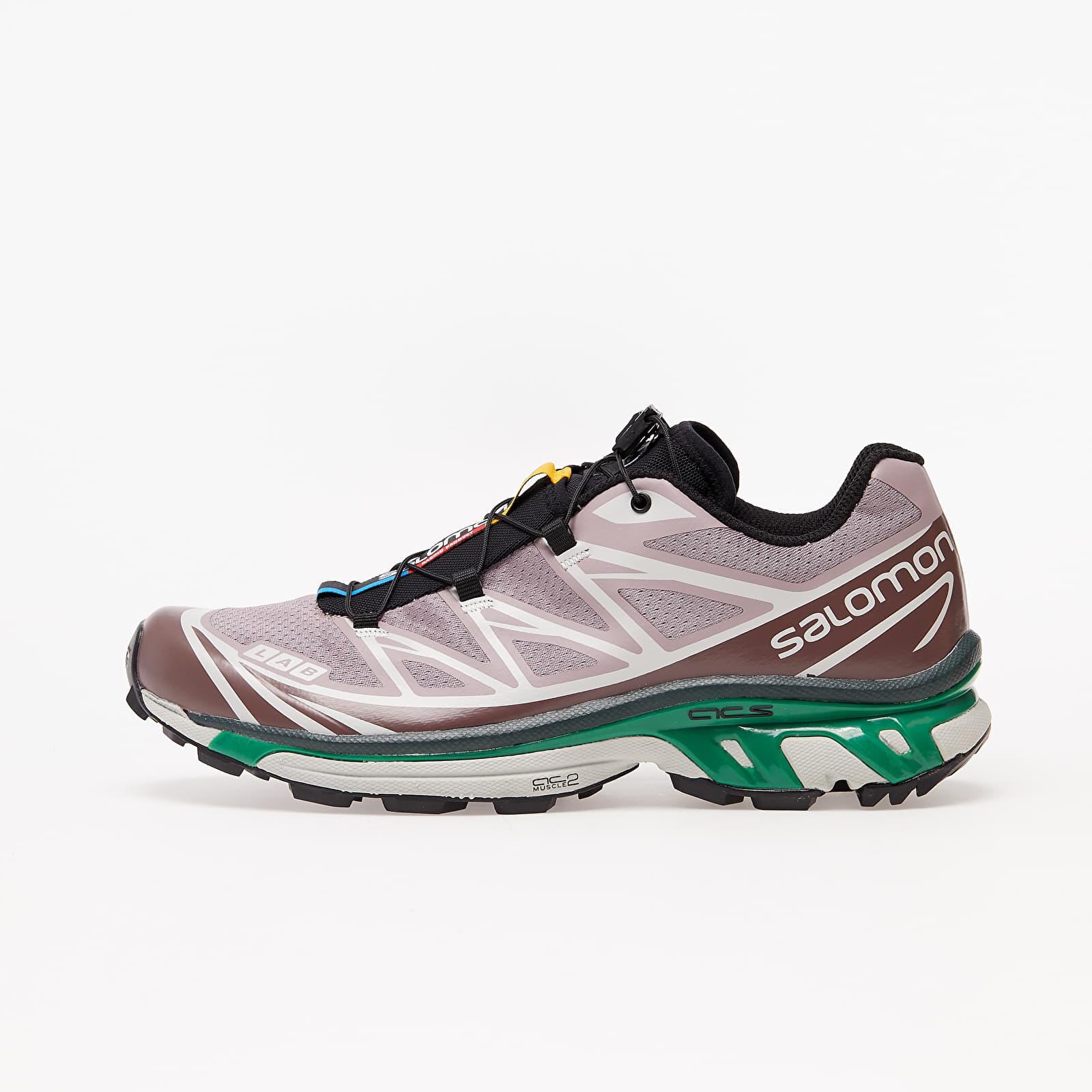 Chaussures et baskets homme Salomon XT-6 Advanced Quail/ Peppercorn/ Amazon