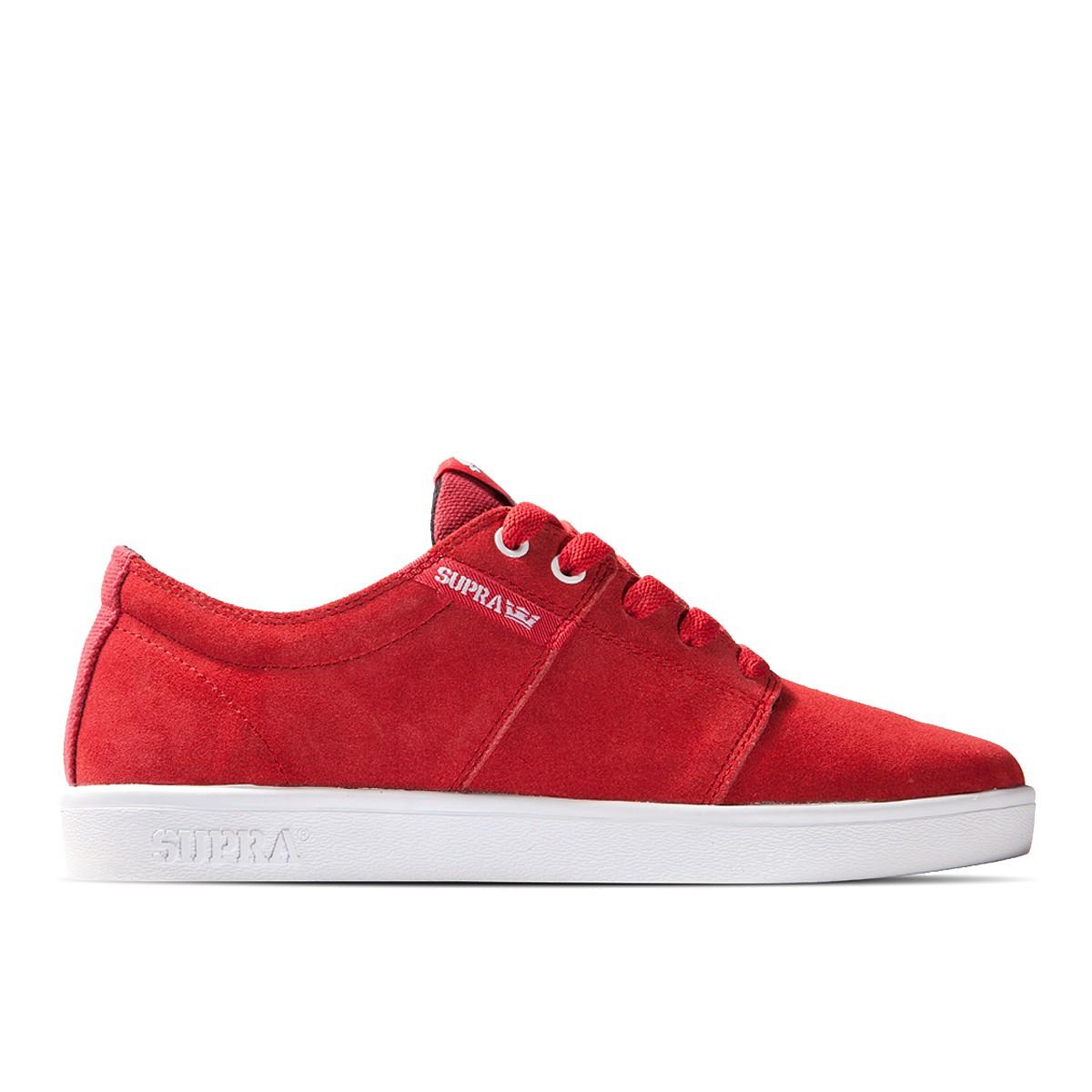 Supra Stacks - červená  b634c3743e1