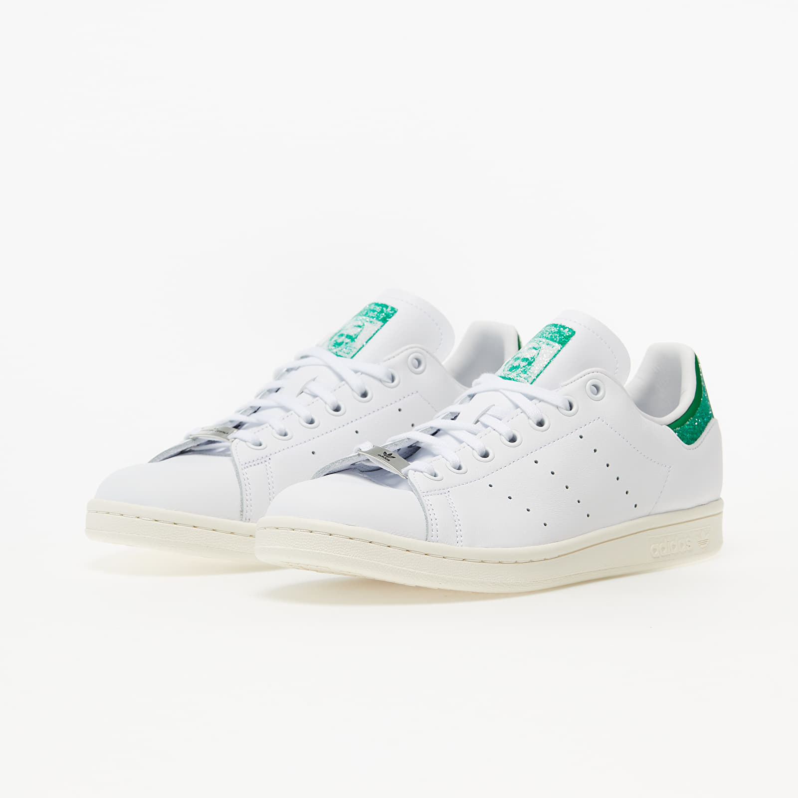 adidas x Swarovski Stan Smith Ftw White/ Green/ Off White