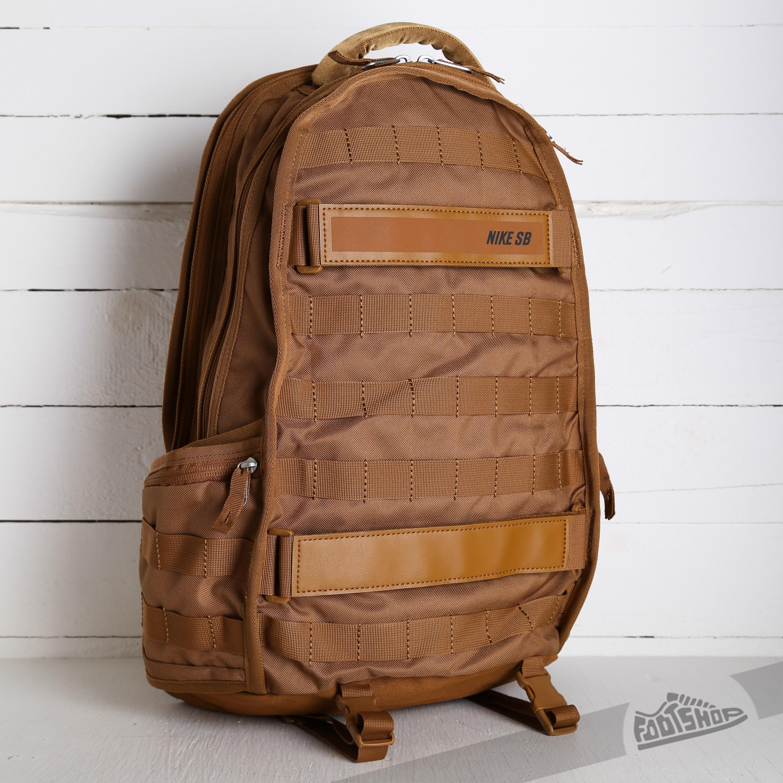 b21f2883a3d Nike Backpack SB Brown   Footshop