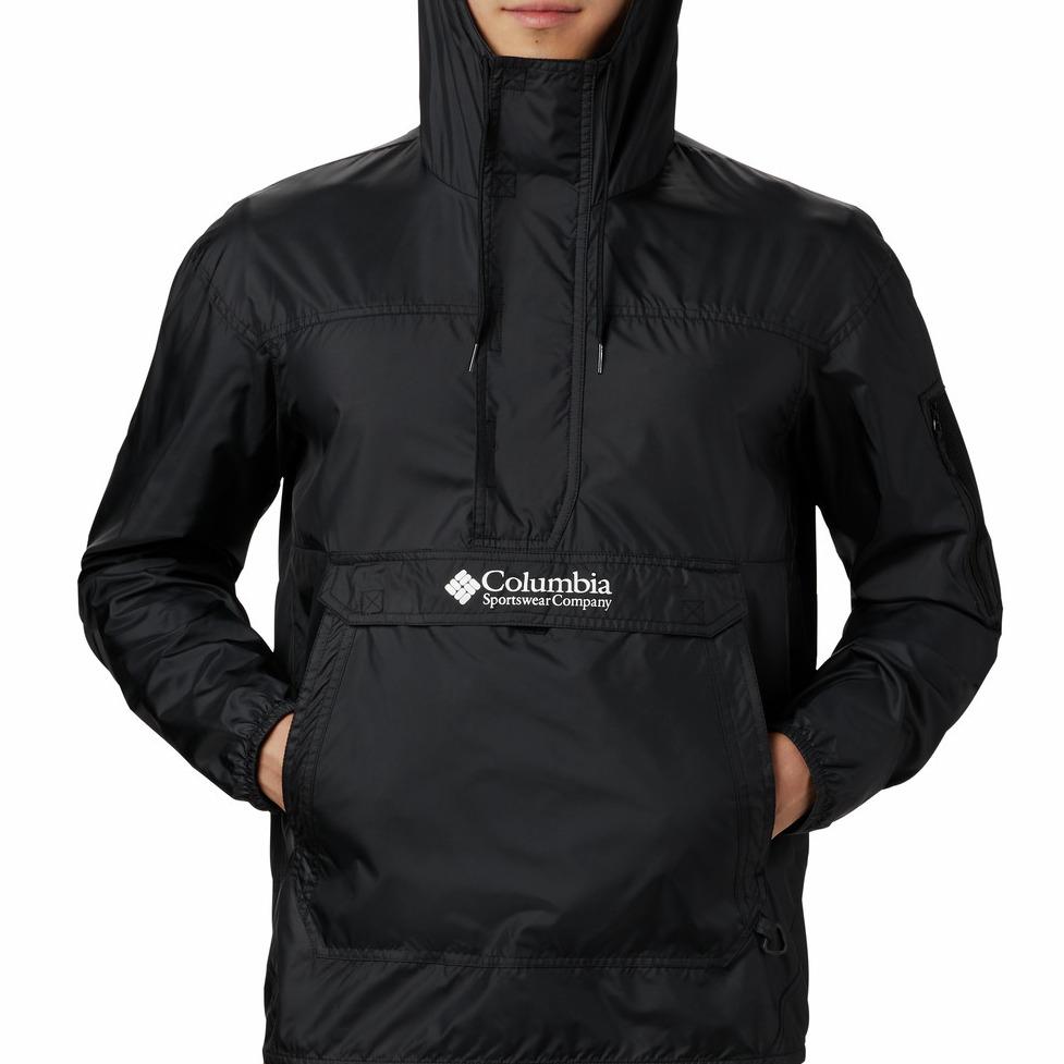 Levně Columbia Challenger™ Windbreaker Black