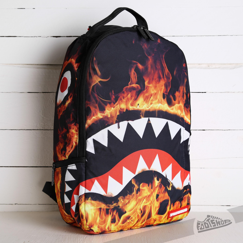 84644ae9973d88 Sprayground Fire Shark