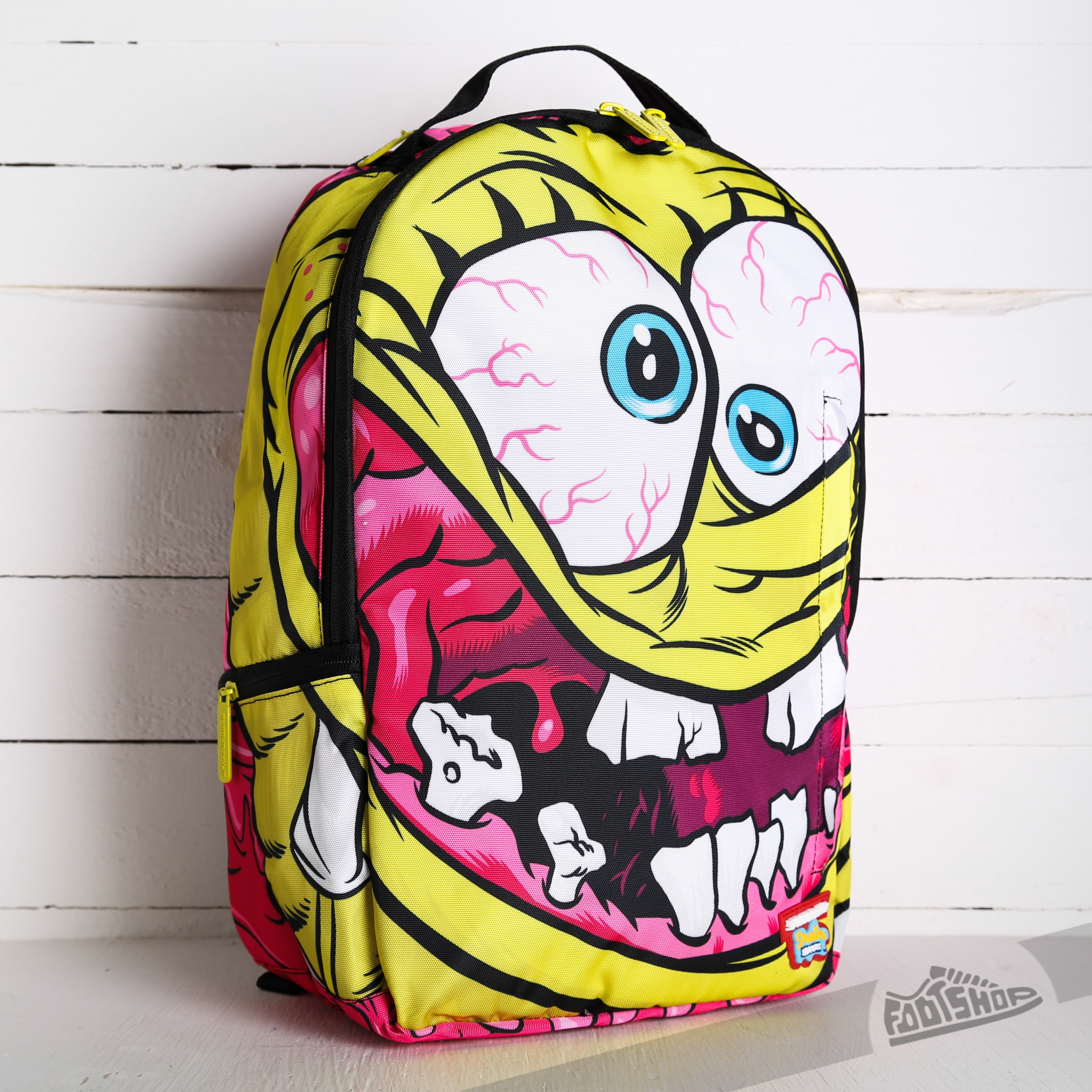 35a3ccc7281 Sprayground Spongebob Crazypants