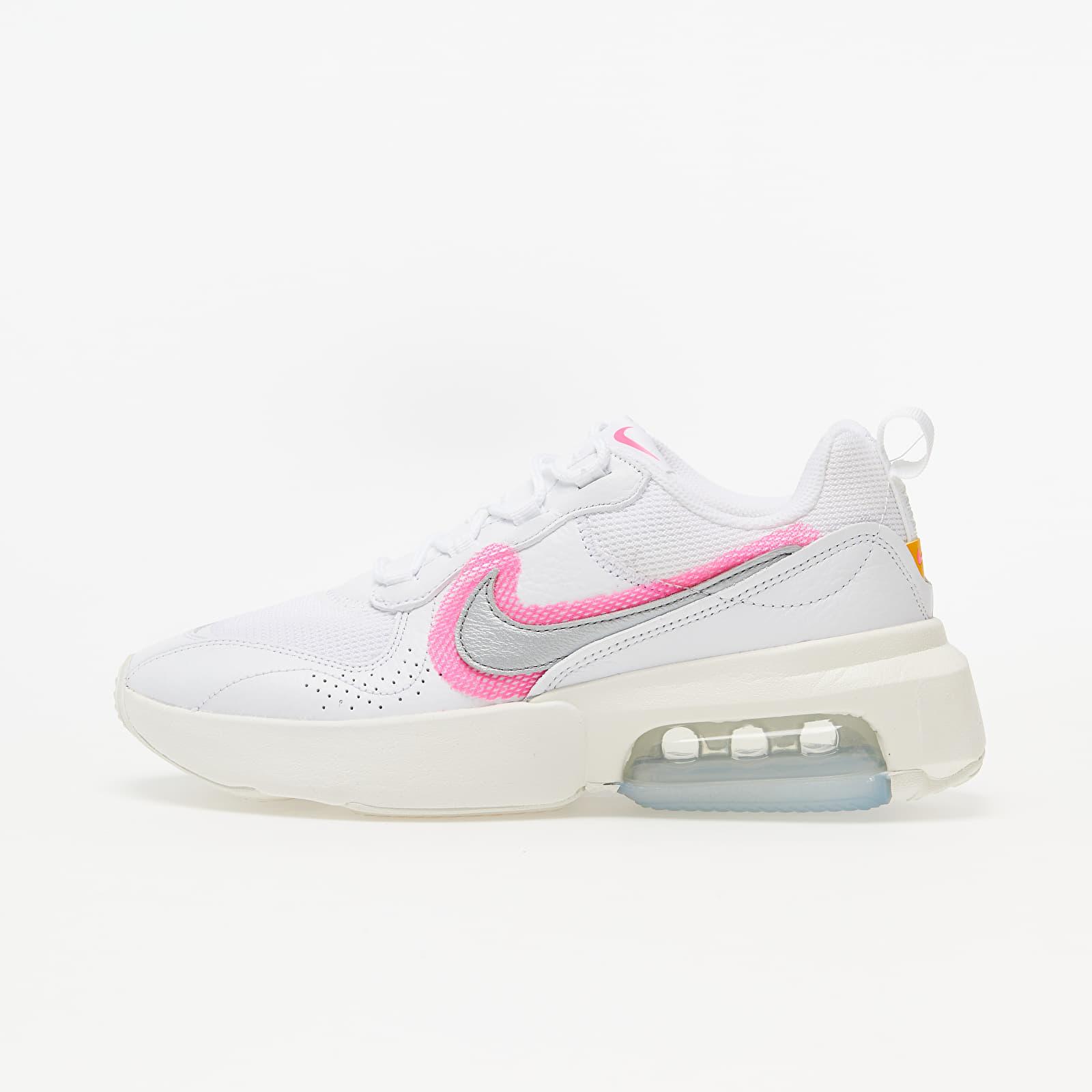 Nike W Air Max Verona White/ Metallic Silver-Hyper Pink EUR 40.5