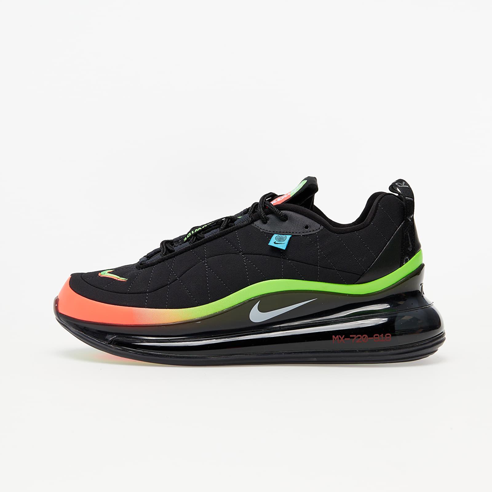 Zapatillas Hombre Nike MX-720-818 WW Black/ White-Green Strike-Flash Crimson