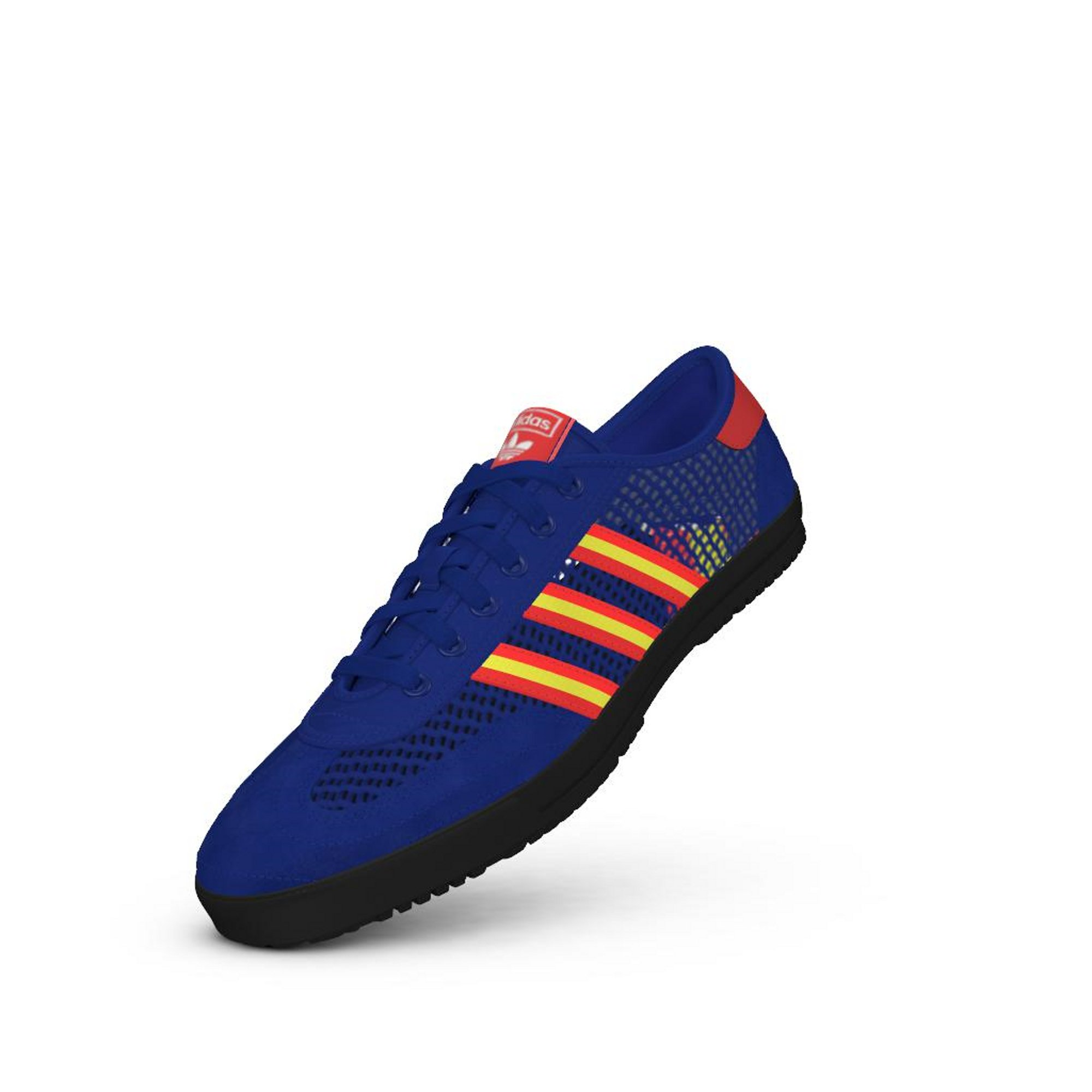 adidas Tischtennis Royal Blue/ Solar Red/ Semi Yellow