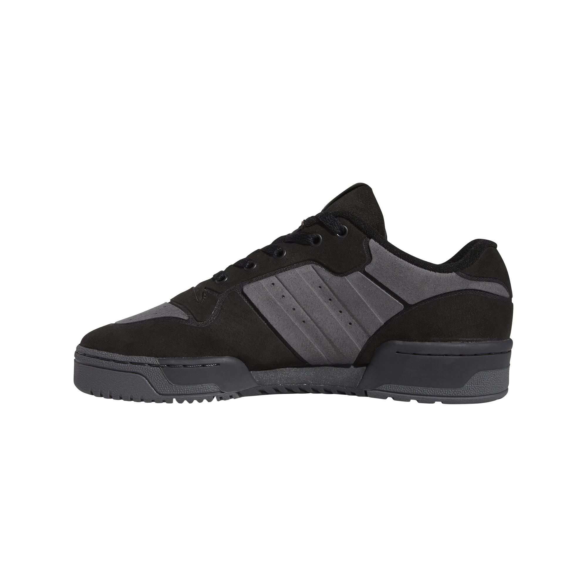 adidas Rivalry Low Core Black/ Grey Six/ Core Black EUR 46