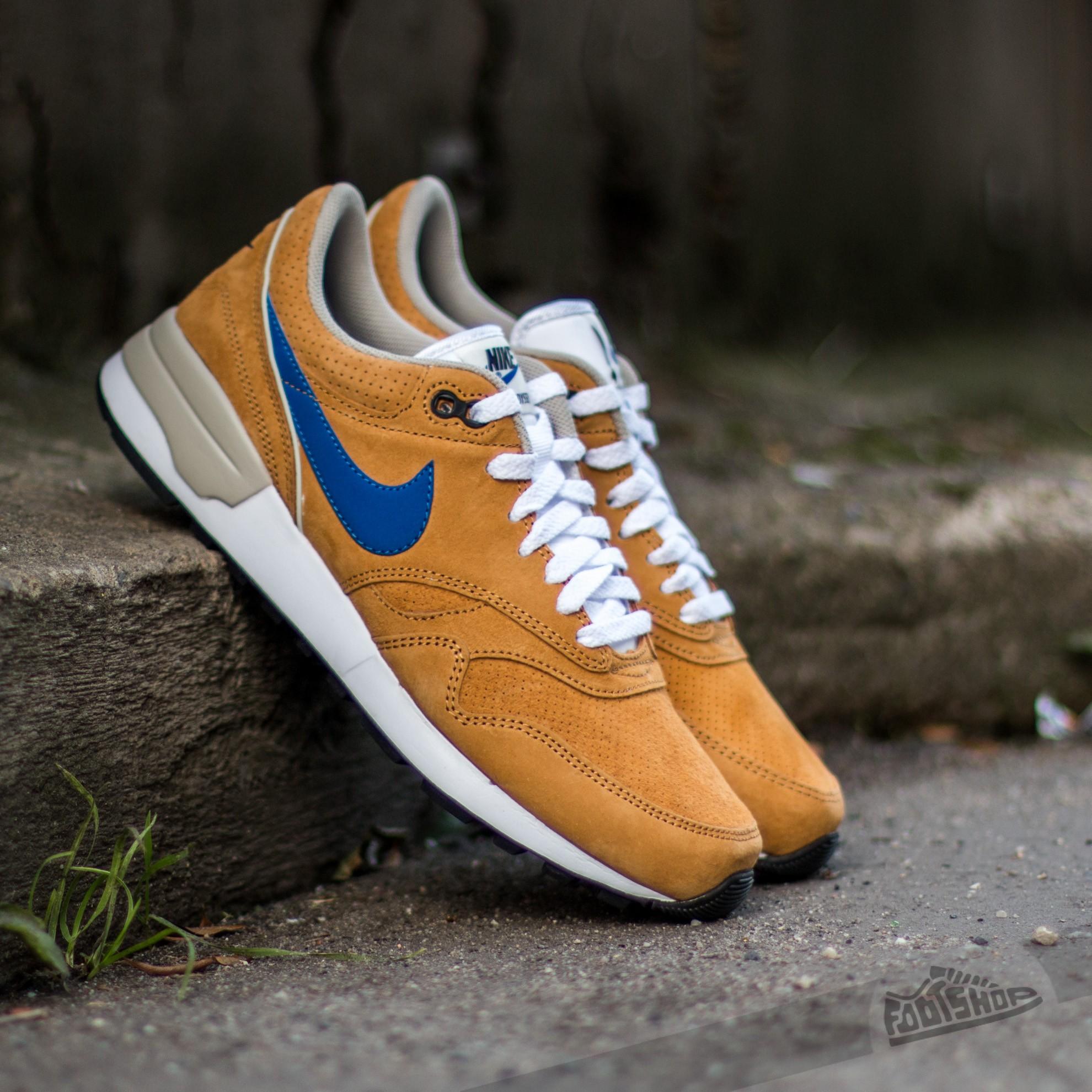 Hombre rico Destructivo O cualquiera  Men's shoes Nike Air Odyssey LTR Bronze/ Varsity Royal-BG Chalk | Footshop