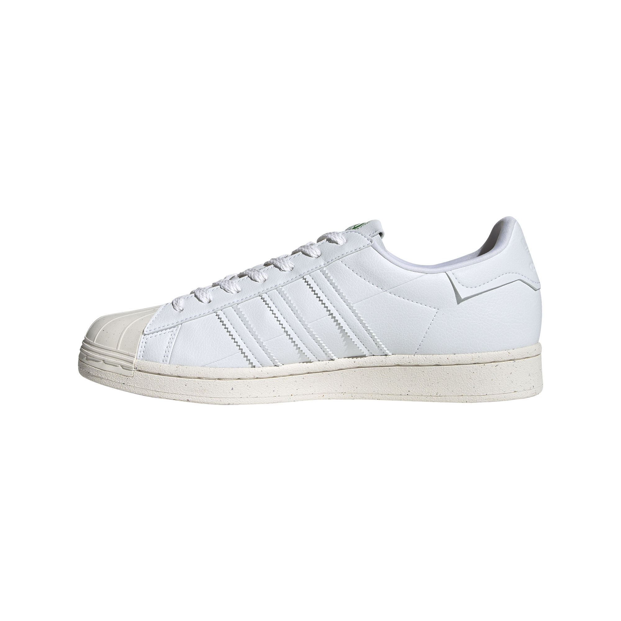 adidas Superstar Clean Classics Ftw White/ Off White/ Green EUR 38