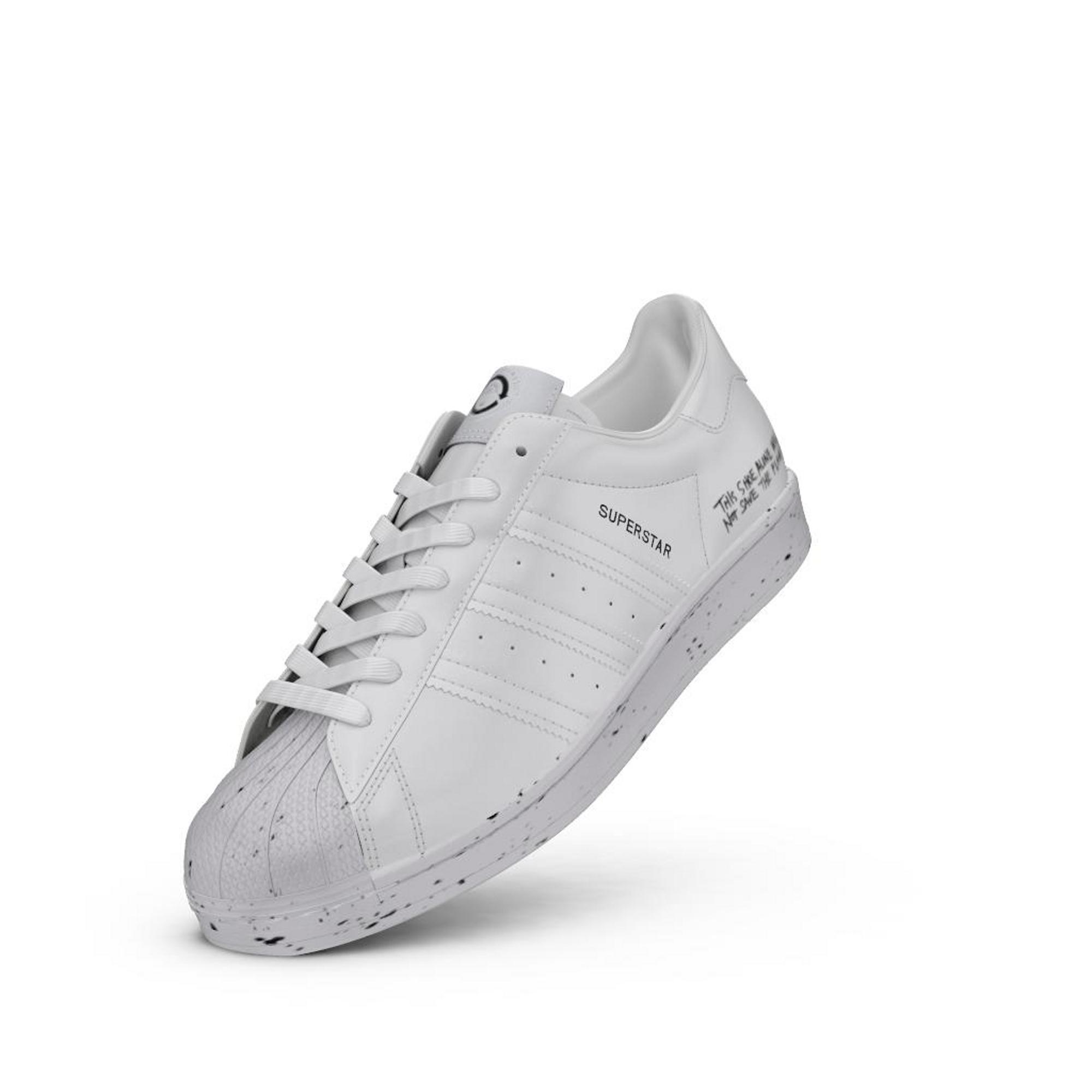adidas Superstar Clean Classics Ftw White/ Ftw White/ Core Black