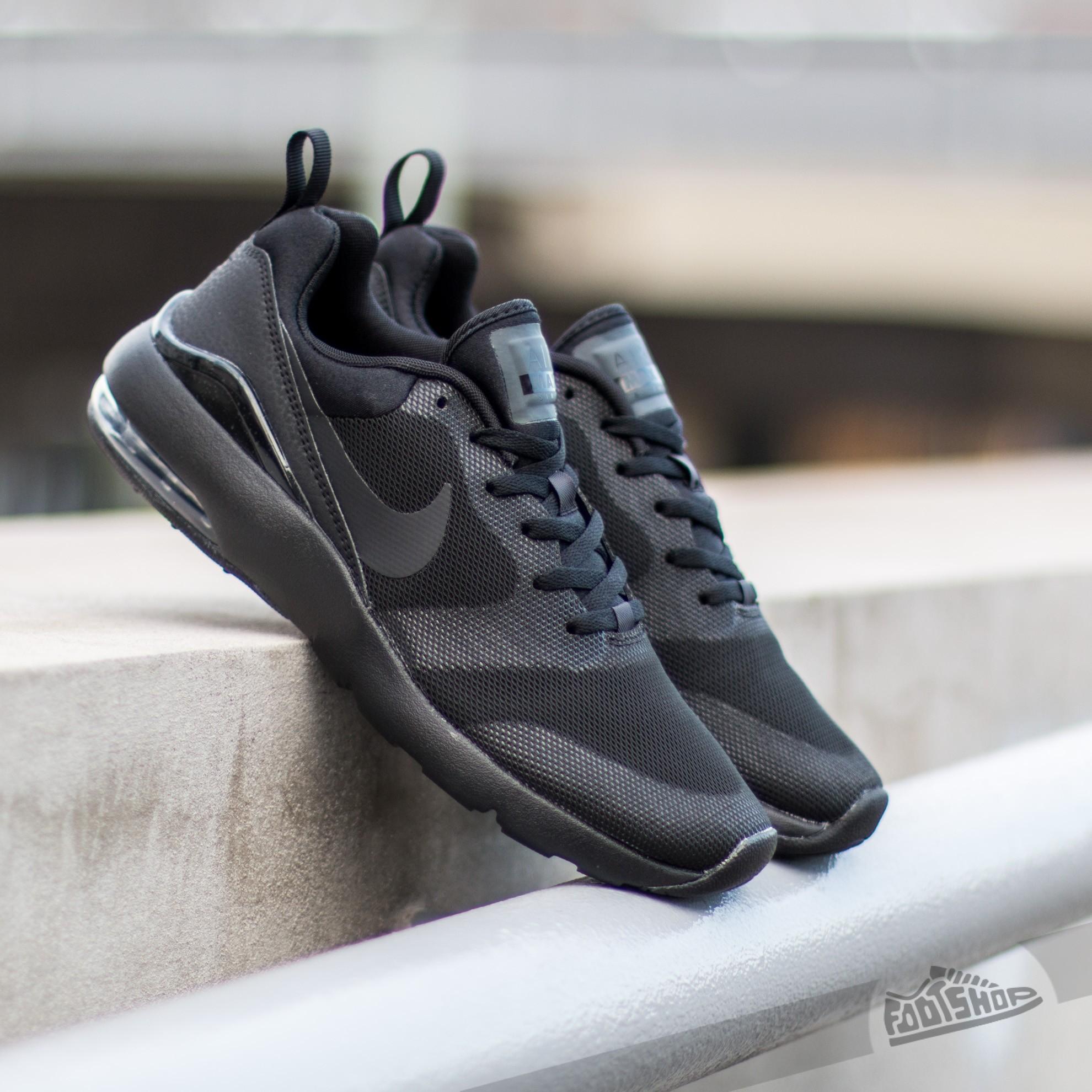71a0a6a922b7 Nike Wmns Air Max Siren Black  Black- Anthracite