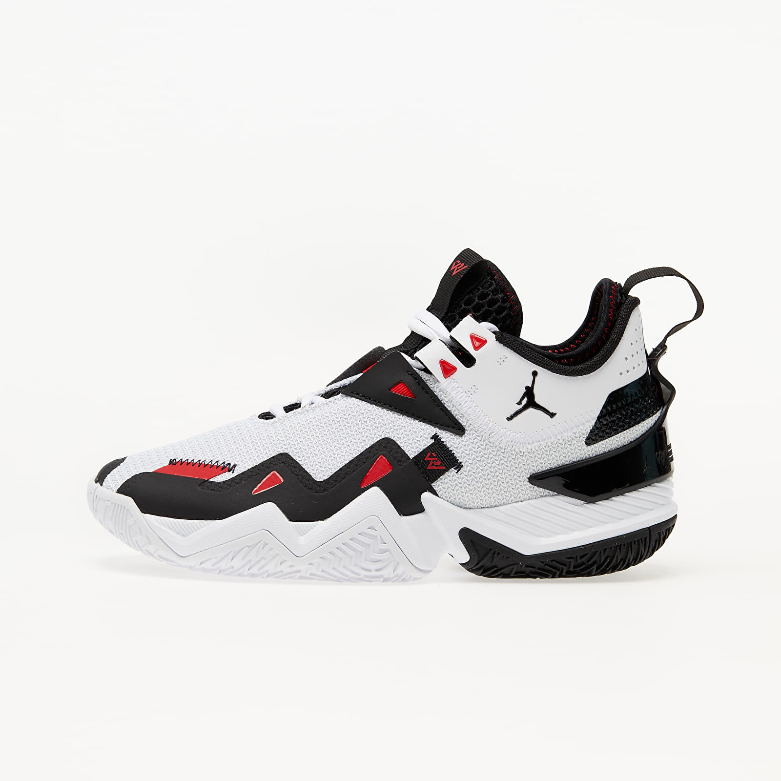 Men's shoes Jordan Westbrook One Take White/ Black-University Red