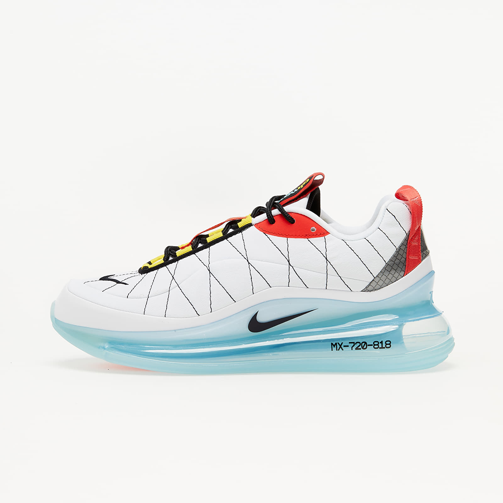Nike MX-720-818 White/ Black-Speed Yellow-Chile Red EUR 42