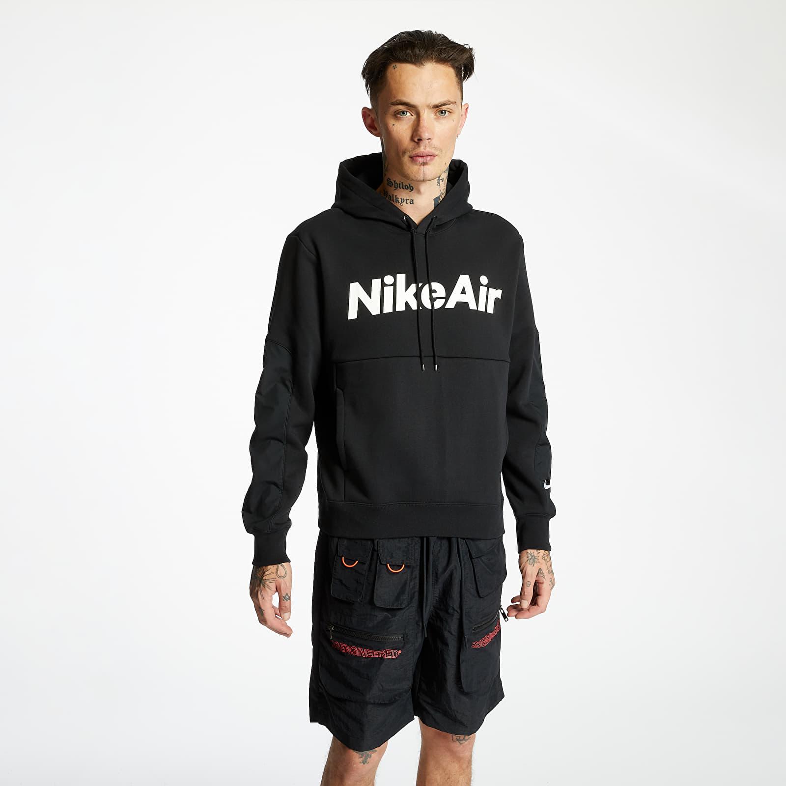 Sweatshirts Nike Air Hoodie Black