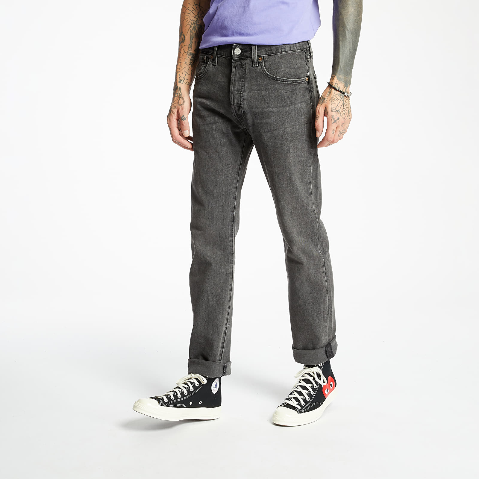 Pants and jeans Levi's 501 Original Jeans Grey